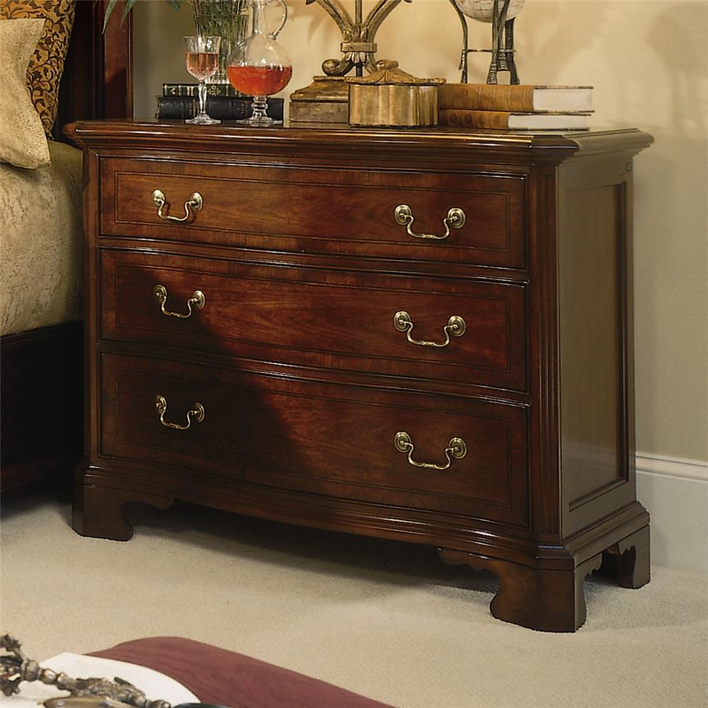 American drew cherry grove 45th 3 drawer bachelor chest for American drew bedroom furniture cherry grove