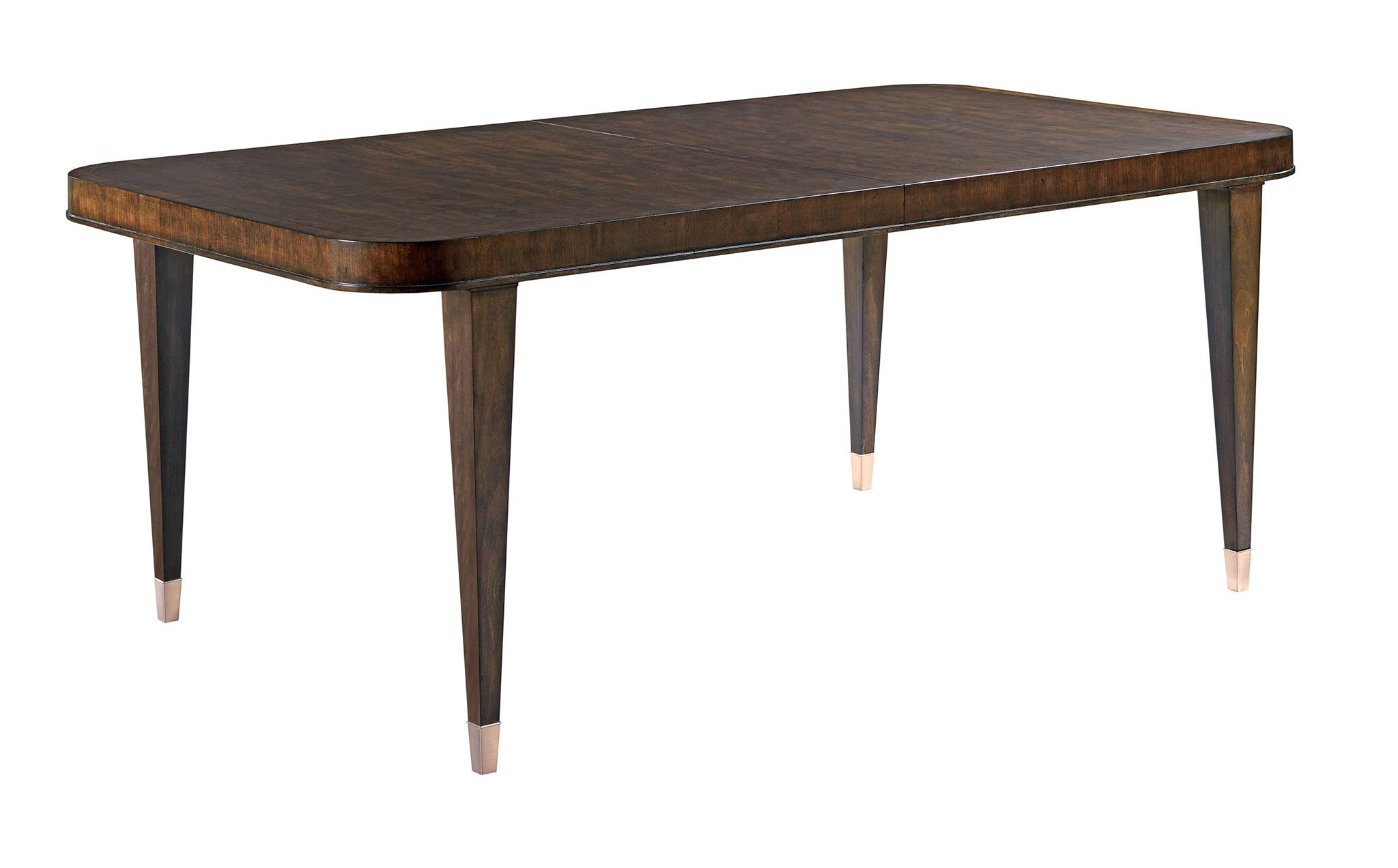 American drew grantham hall rectanglar dining table with 2 for Dining room table for 20