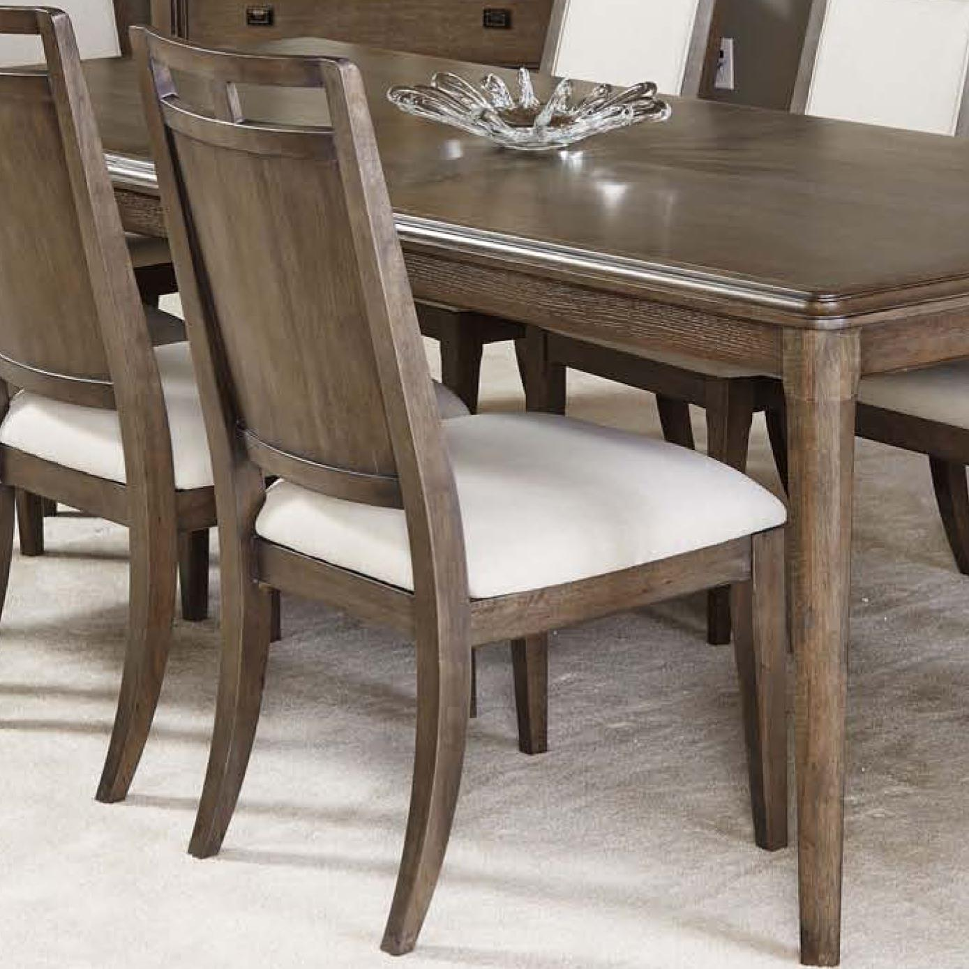 American Drew Dining Room Furniture: American Drew Park Studio 488-636 Contemporary Wood Back