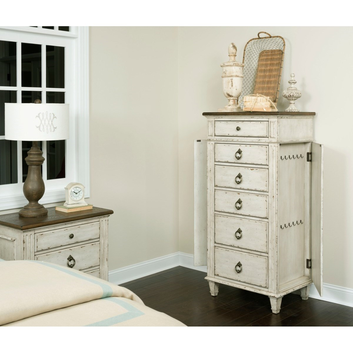 South Gate Lingerie Chest With 6 Soft Close Drawers