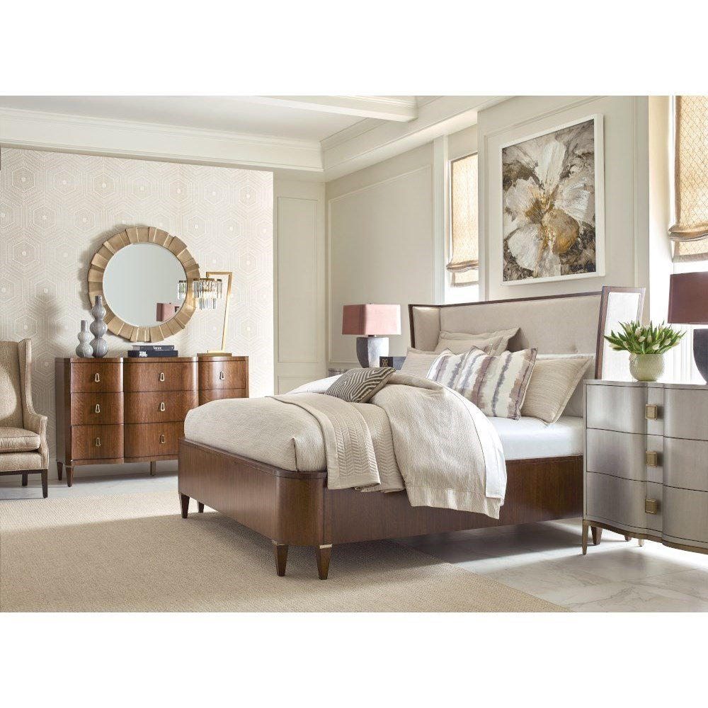 Vantage King Bedroom Group by American Drew at Lindy's Furniture Company