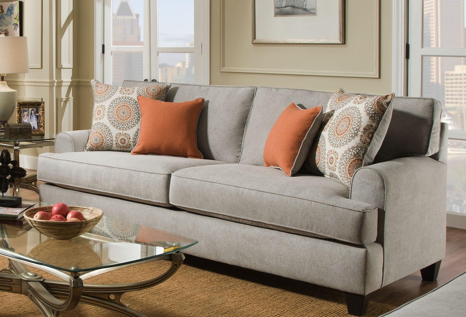 american furniture popstitch dove 1953 2021 sofa great american home store sofas. Black Bedroom Furniture Sets. Home Design Ideas