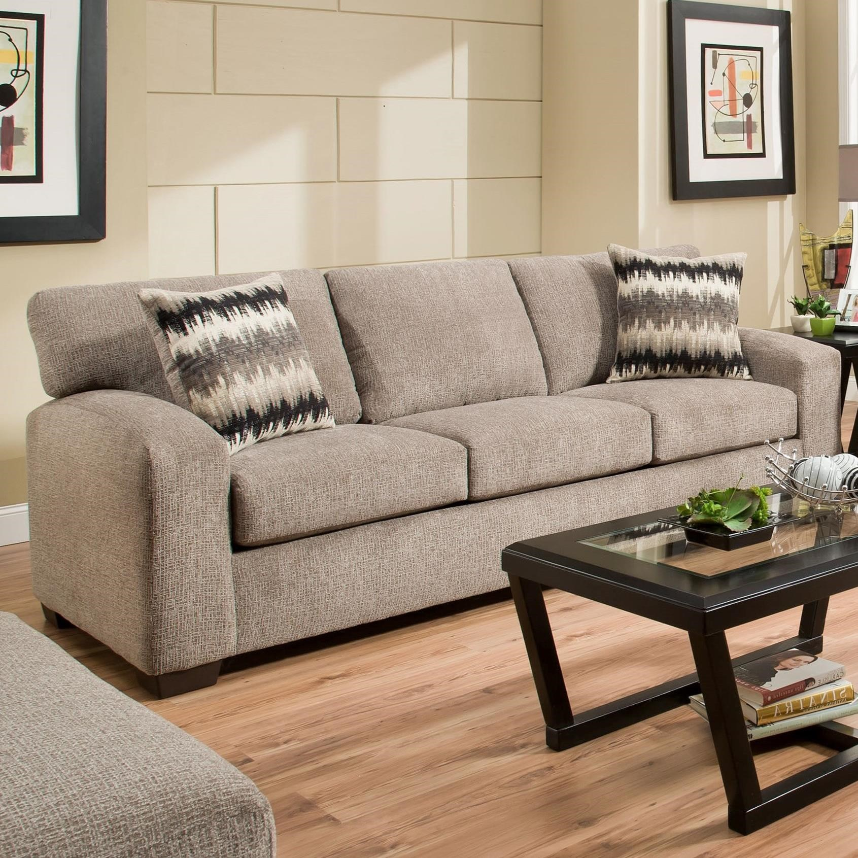 American Furniture 5250 Sofa Miskelly Furniture Sofas