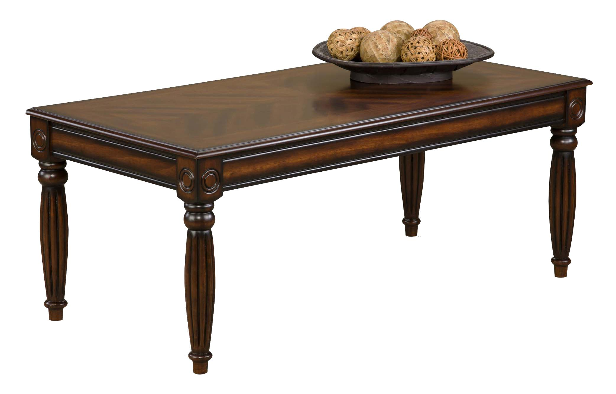 American Furniture 565 Tables Coffee Table With Use In Elegant Living Rooms Miskelly Furniture