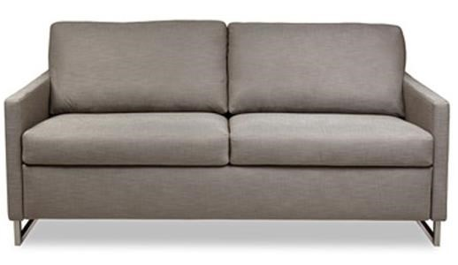American Leather Breckin Queen Sleeper Sofa With Track