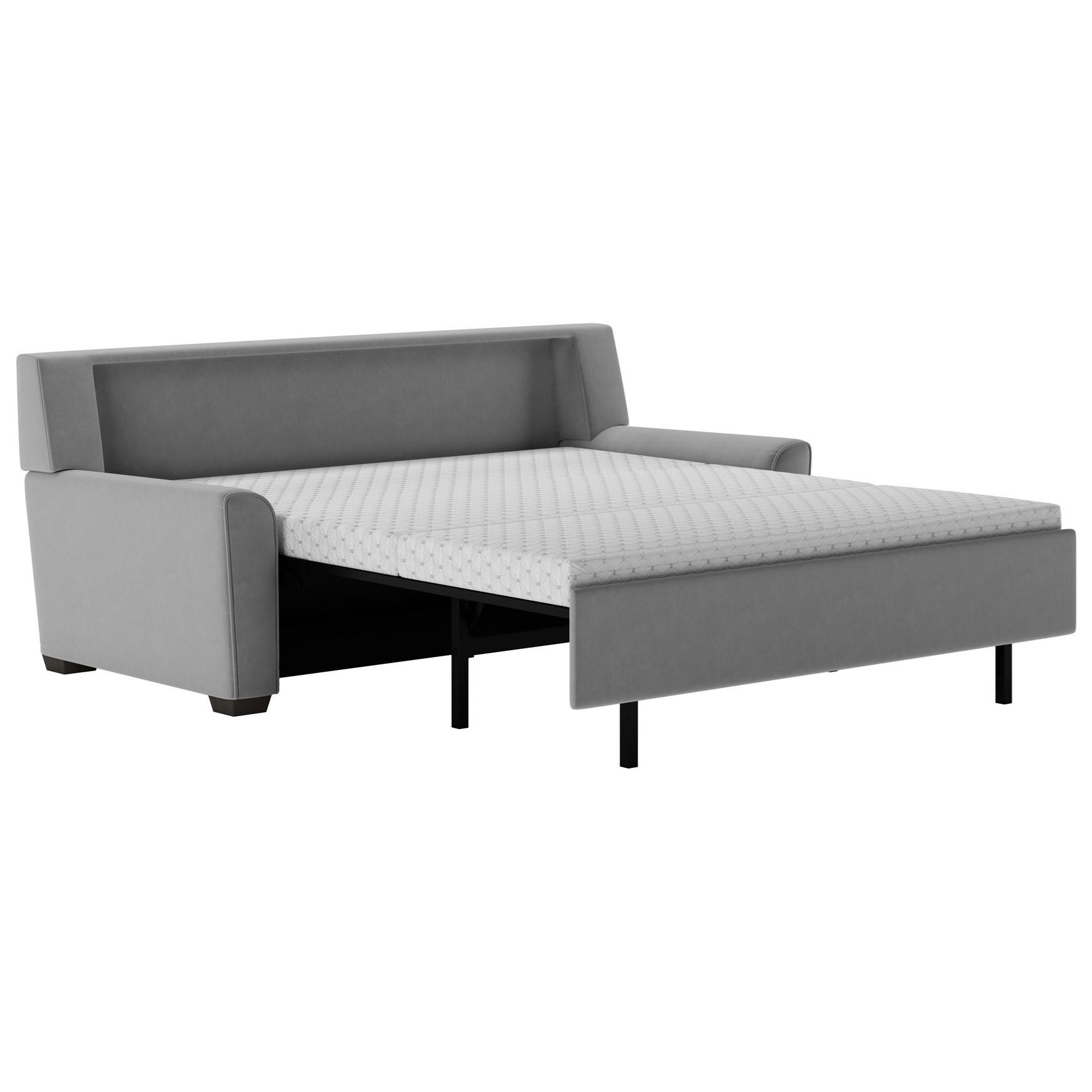 american leather klein king size comfort sleeper sofa jacksonville furniture mart sleeper sofas. Black Bedroom Furniture Sets. Home Design Ideas