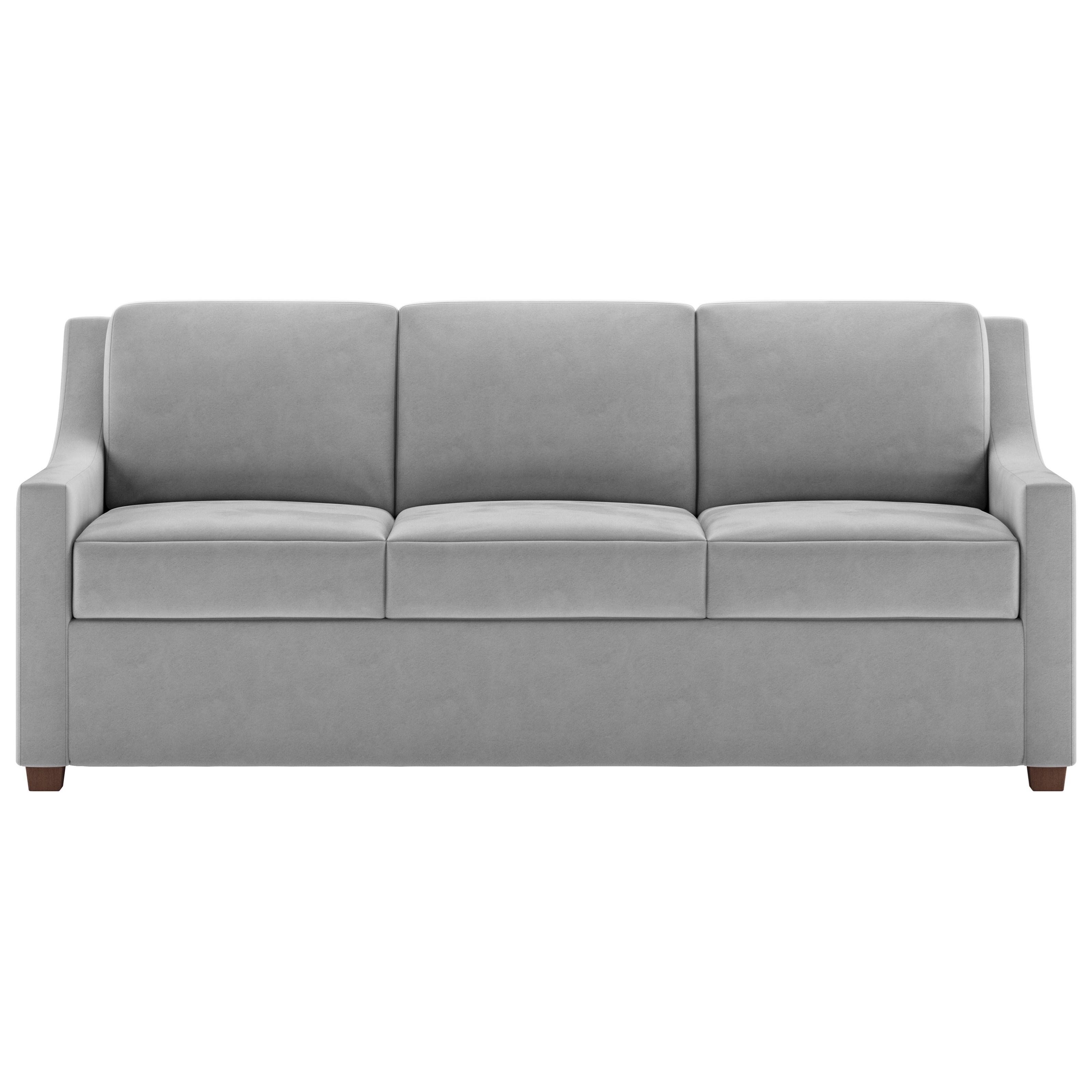 american leather perry king size comfort sleeper sofa sprintz furniture sleeper sofas. Black Bedroom Furniture Sets. Home Design Ideas