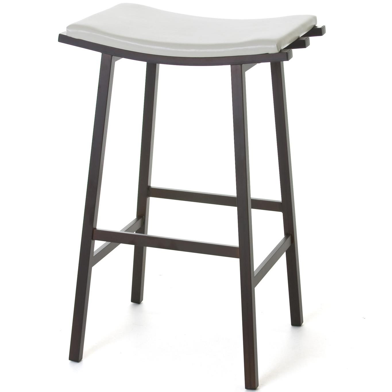 Amisco Stools 40033 30 Nathan 30 Quot Bar Stool With H