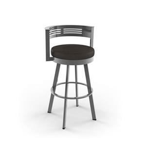 amisco stools cottage garden bar stool with spindle back with x design belfort furniture bar. Black Bedroom Furniture Sets. Home Design Ideas