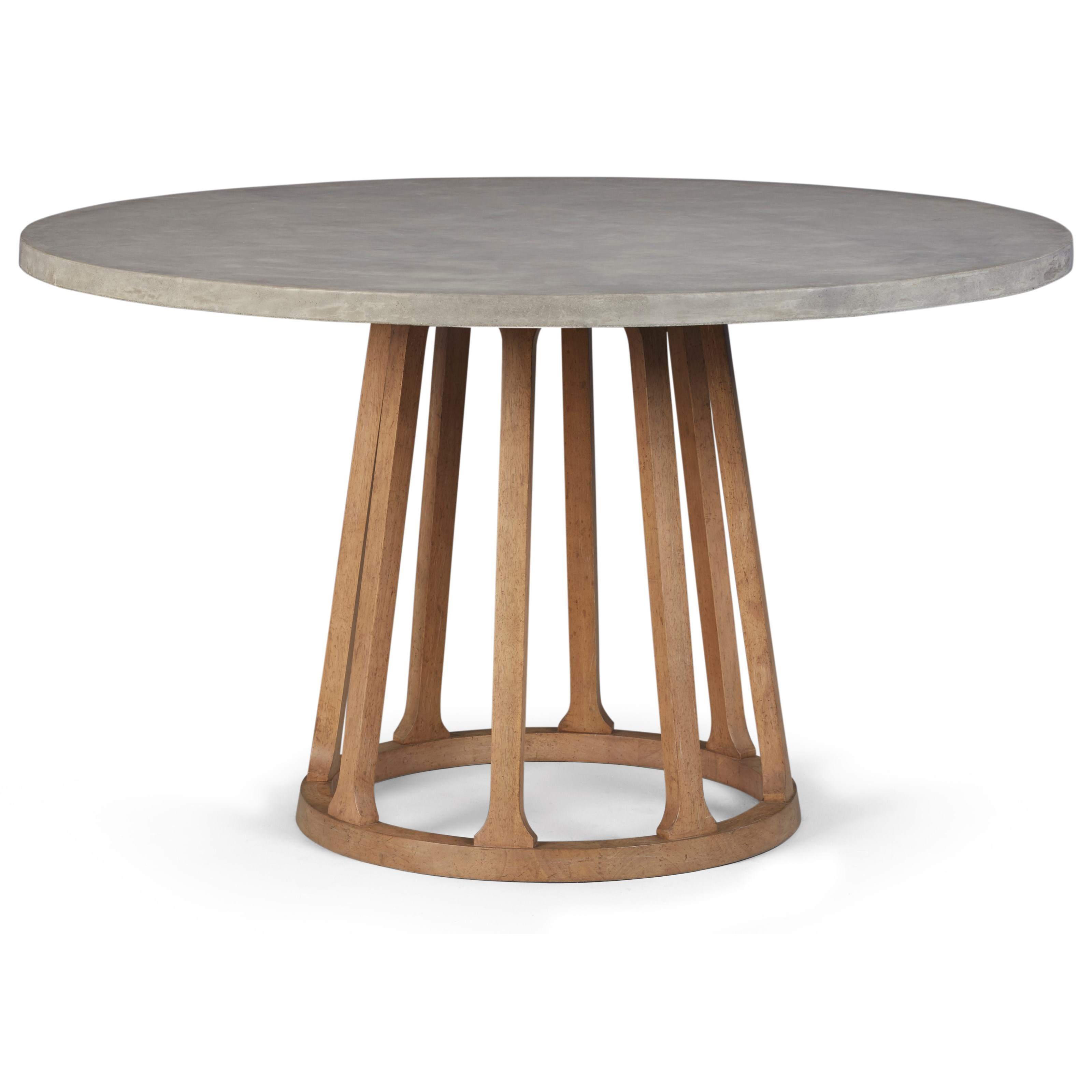 A R T Furniture Epicenters Austin Fountainwood Dining Table