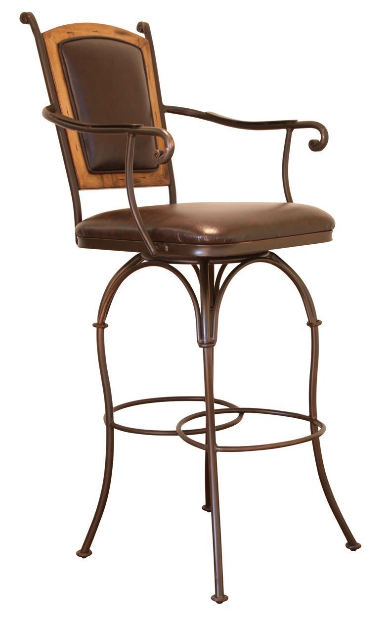 International Furniture Direct Bar Stools 30 Swivel