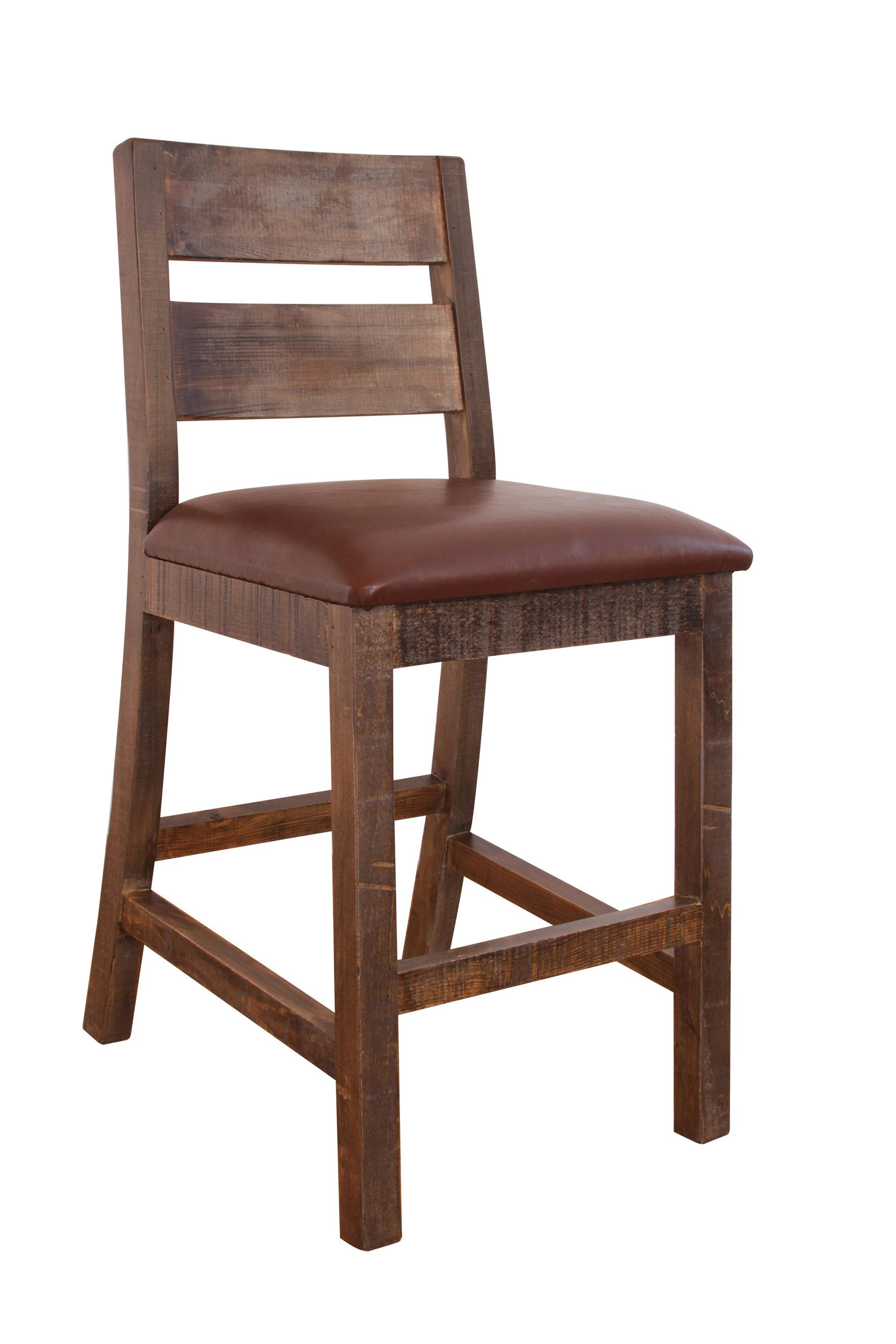Artisan home bar stools counter height stool with ladder back suburban furniture bar stools Artisan home furniture bar stools