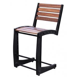 International Furniture Direct Parota 70 Inch Console