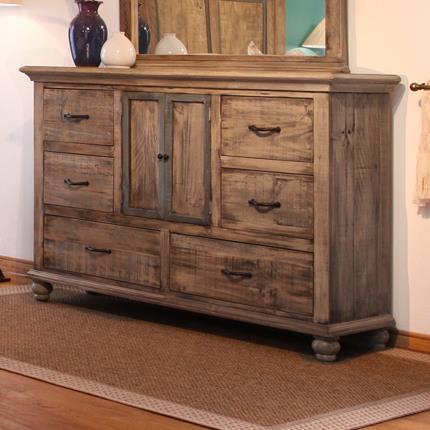 International Furniture Direct Praga Ifd968dsr Dresser