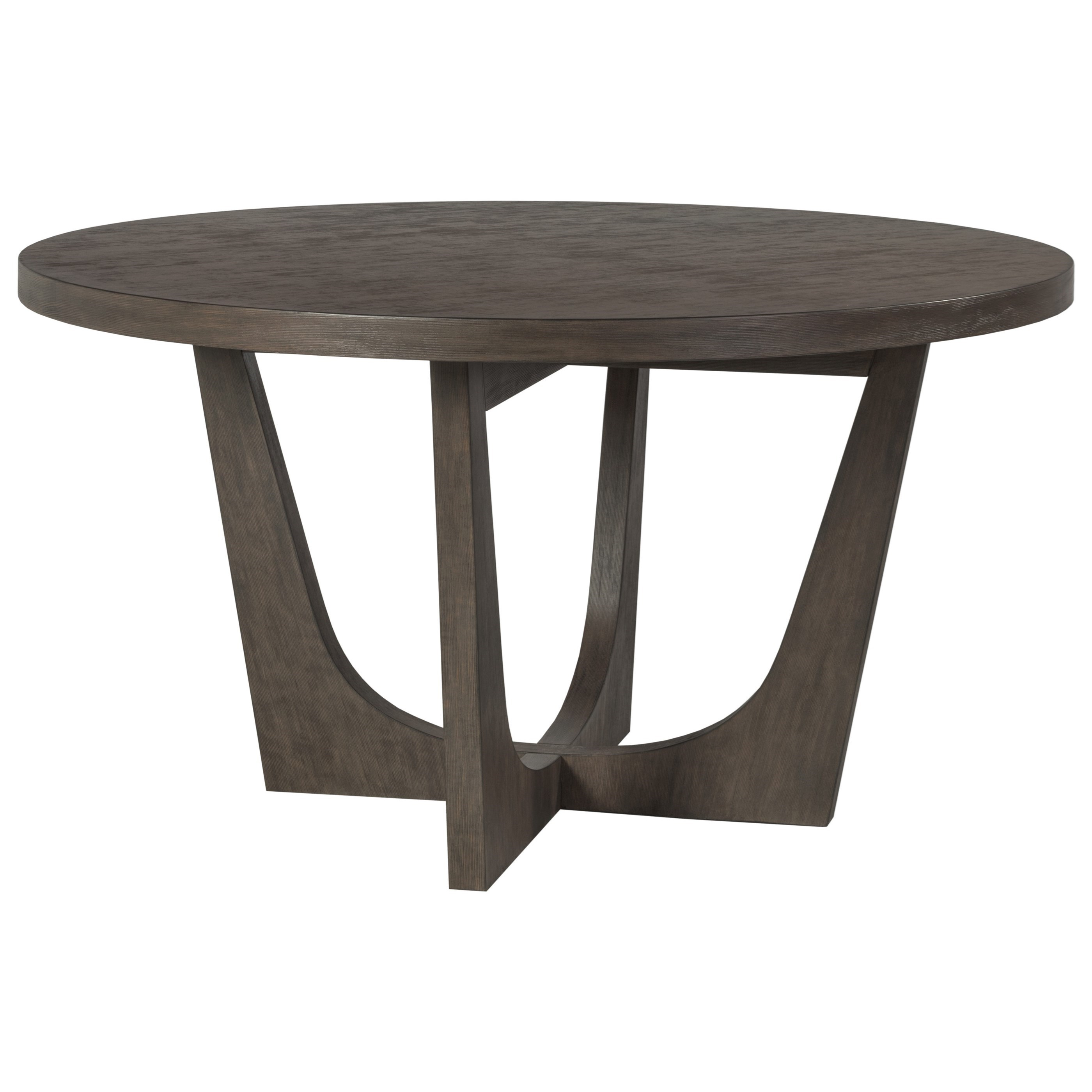 Cohesion Brio Round Dining Table by Artistica at Baer's Furniture