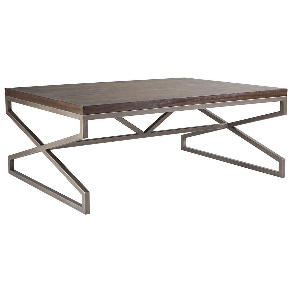 Cohesion Edict Rectangular Cocktail Table by Artistica at Alison Craig Home Furnishings