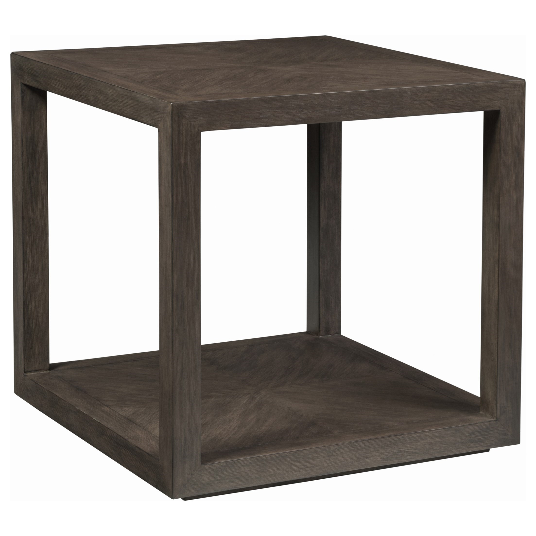 Credence Square End Table
