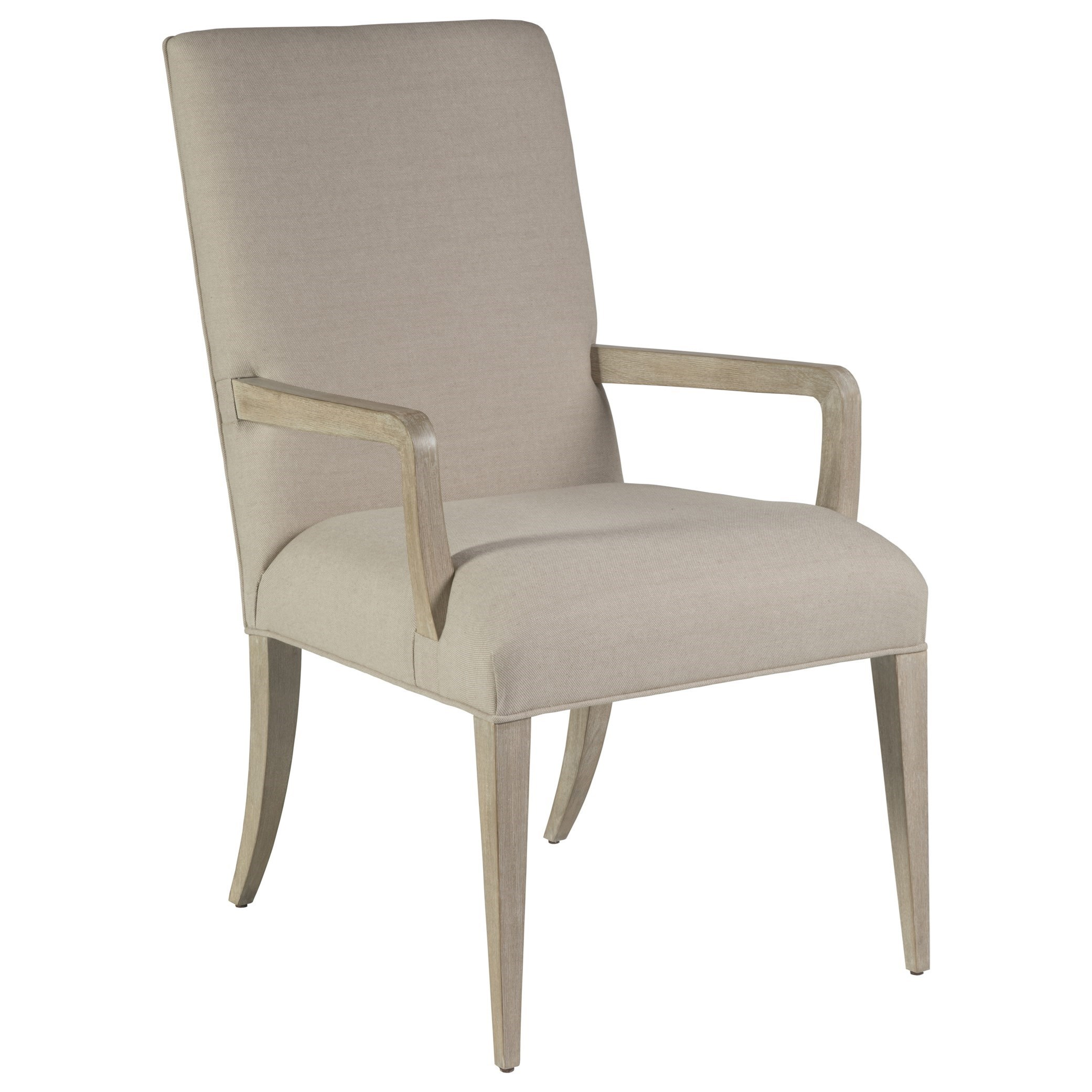Cohesion Madox Upholstered Arm Chair by Artistica at Alison Craig Home Furnishings