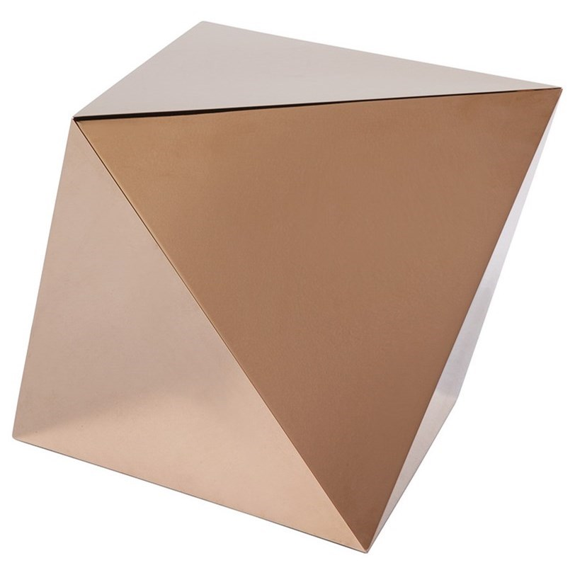 Artistica Theorem 2040 952 Glam Spot Table With Geometric