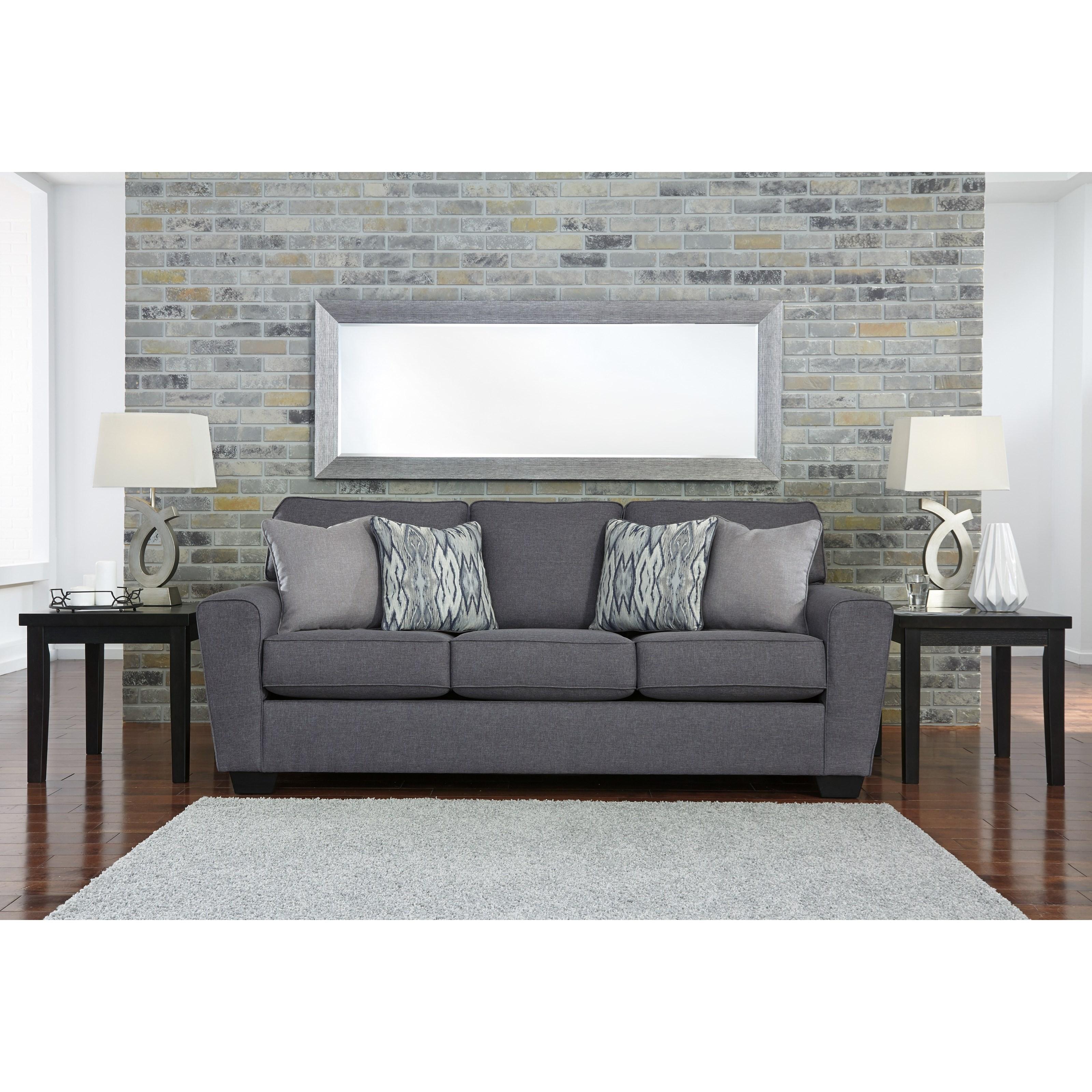 ashley furniture calion 2070238 contemporary sofa