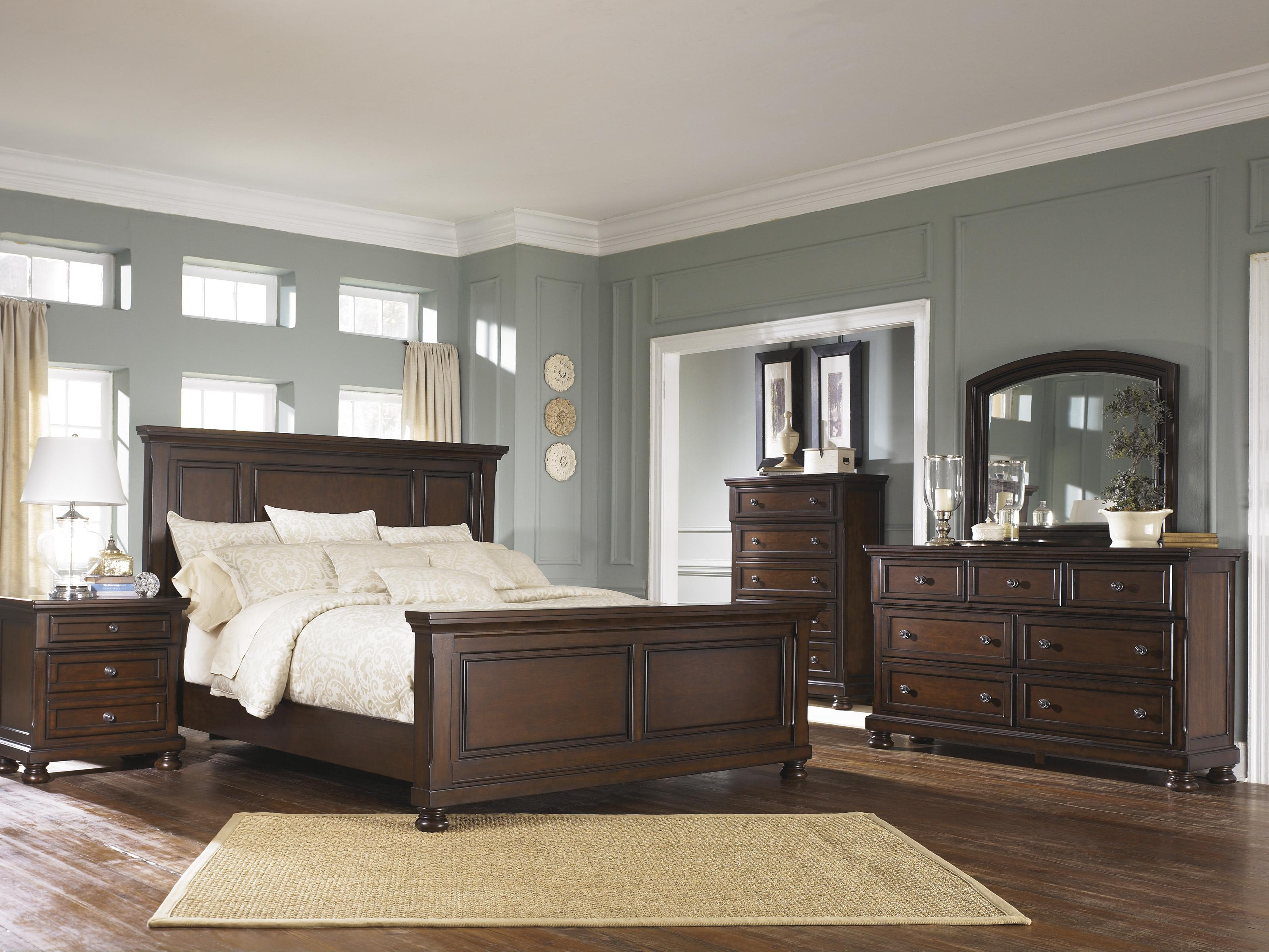 Ashley Furniture Porter Queen Bedroom Group Wayside Furniture Bedroom Groups