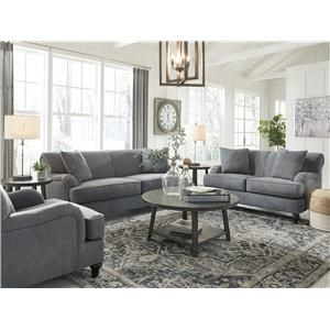 Ashley Furniture Renly 1620338 20 Juniper Sofa And Chair