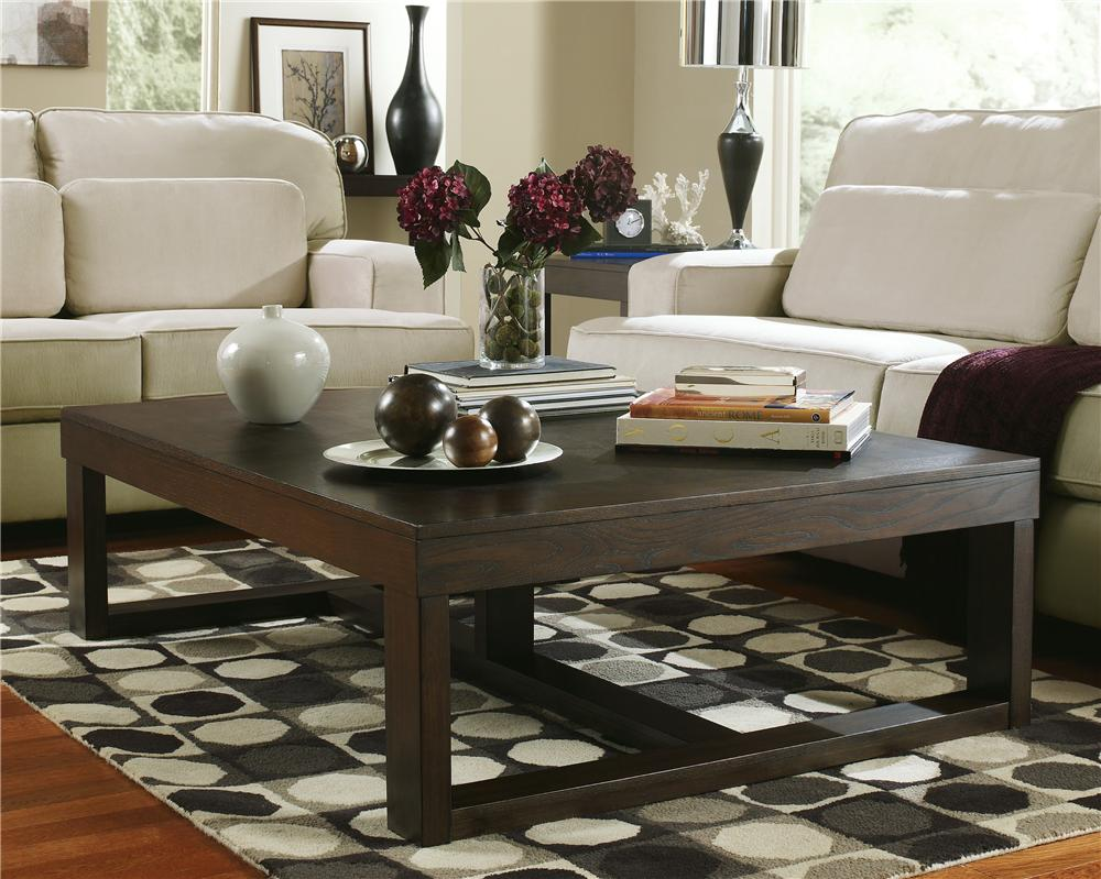 Signature design by ashley watson rectangular coffee table for Td furniture pearl ms