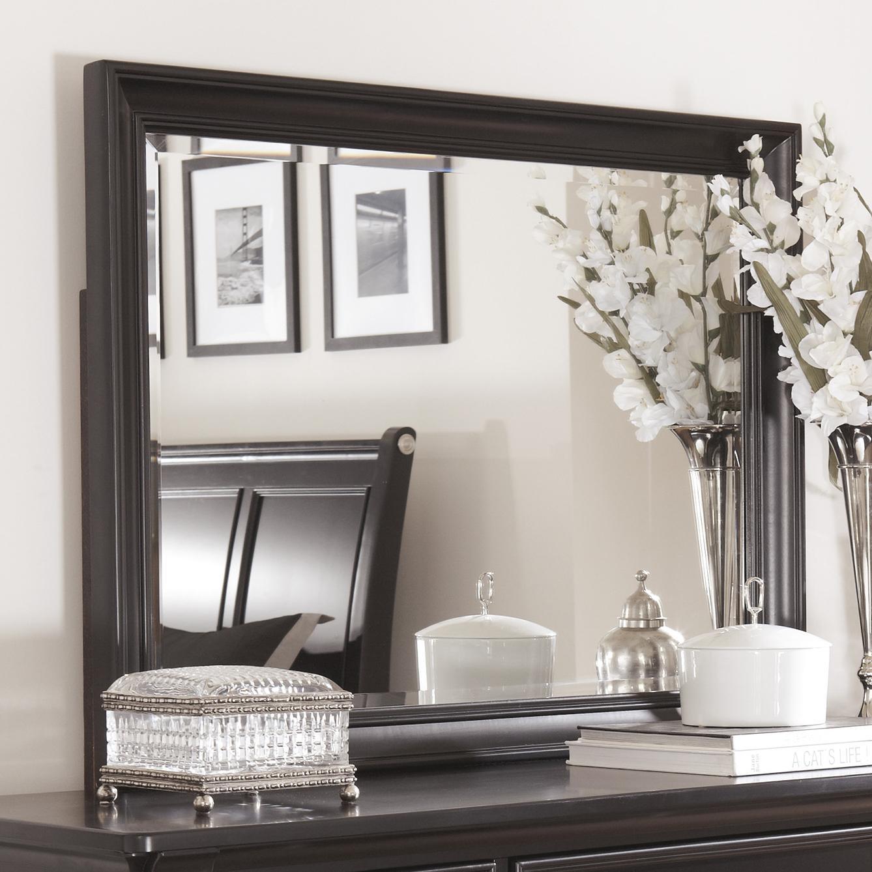 Millennium Greensburg Beveled Bedroom Mirror Marlo