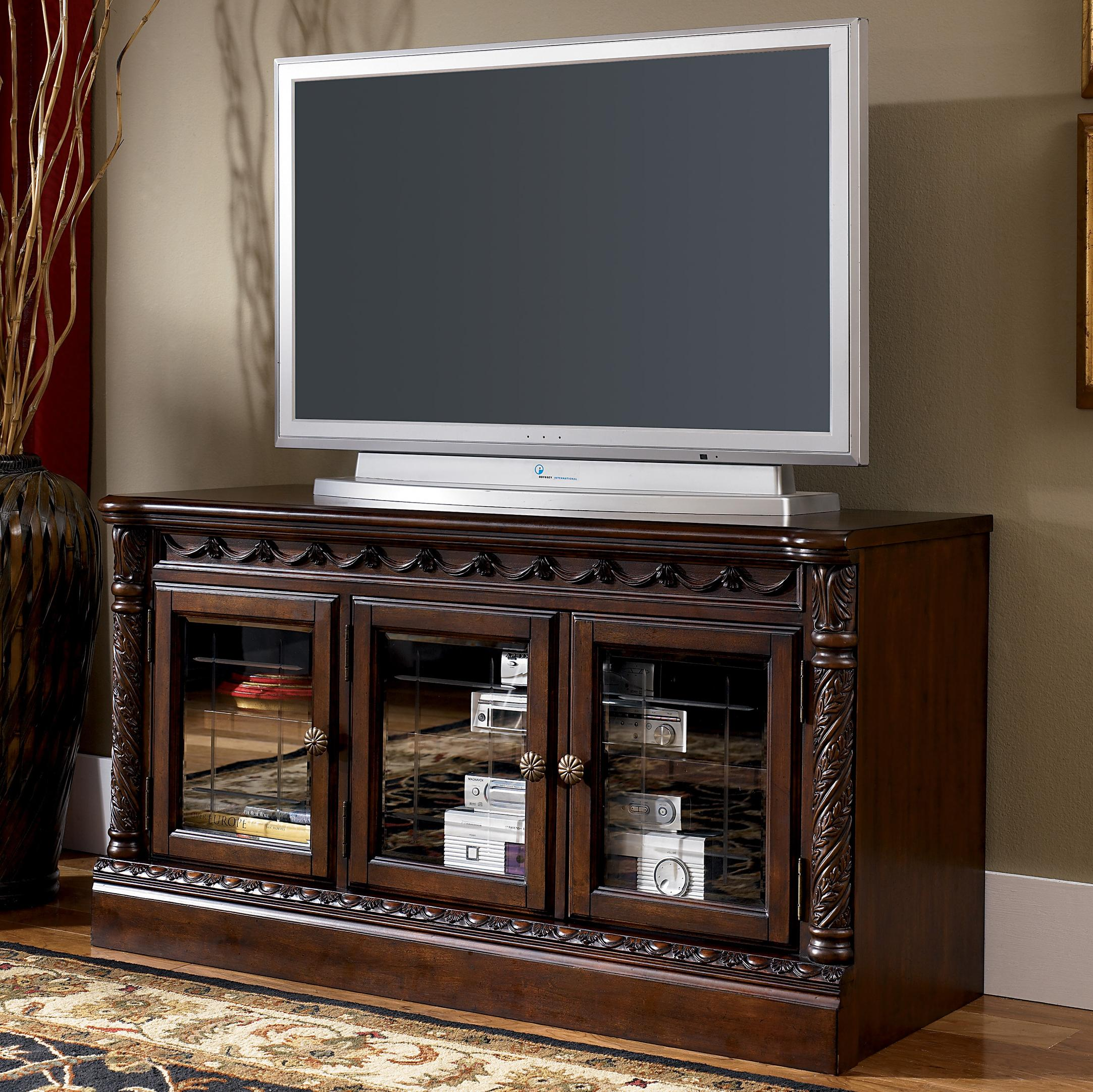 Millennium North Shore Traditional 51 Inch Medium Tv Stand