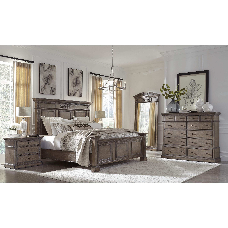 Aspenhome belle maison i94 449 liv360 bedside chest with felt lined drawer becker furniture - Maison edge aspen studio b ...