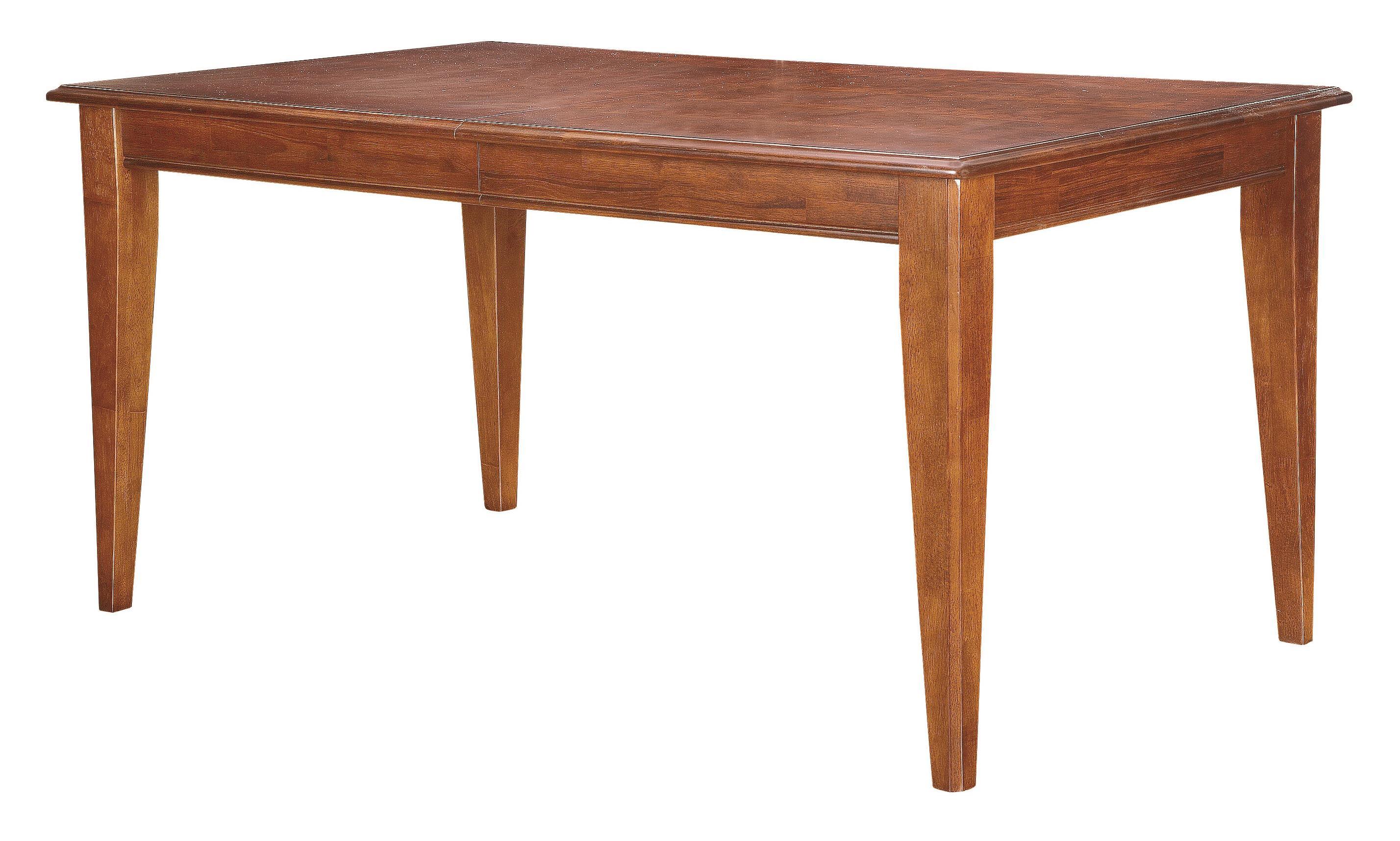 Bassett Custom Dining 4469 Customizable Rectangle Kitchen Table Hudson