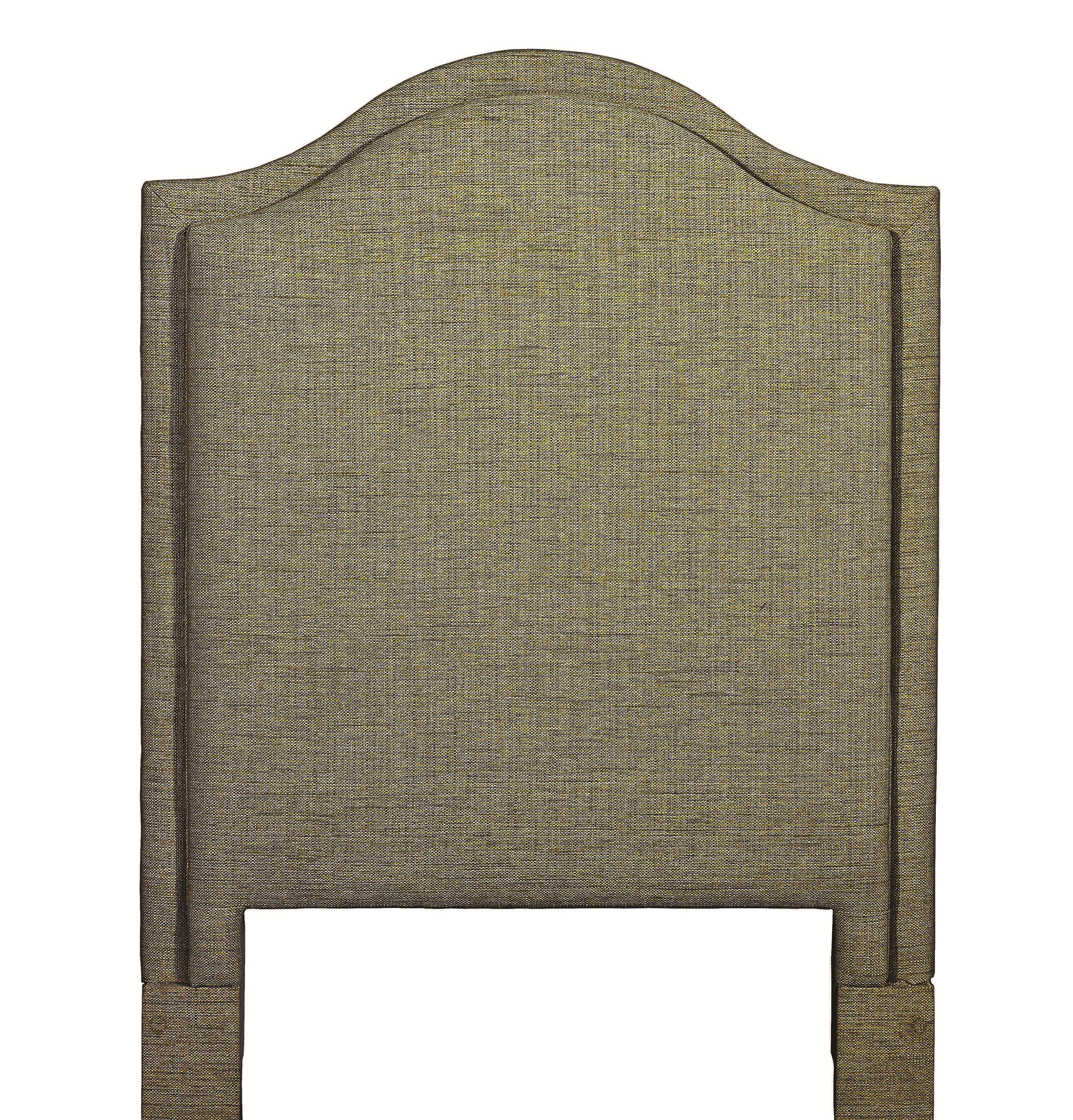Bassett Custom Upholstered Beds Twin Vienna Upholstered