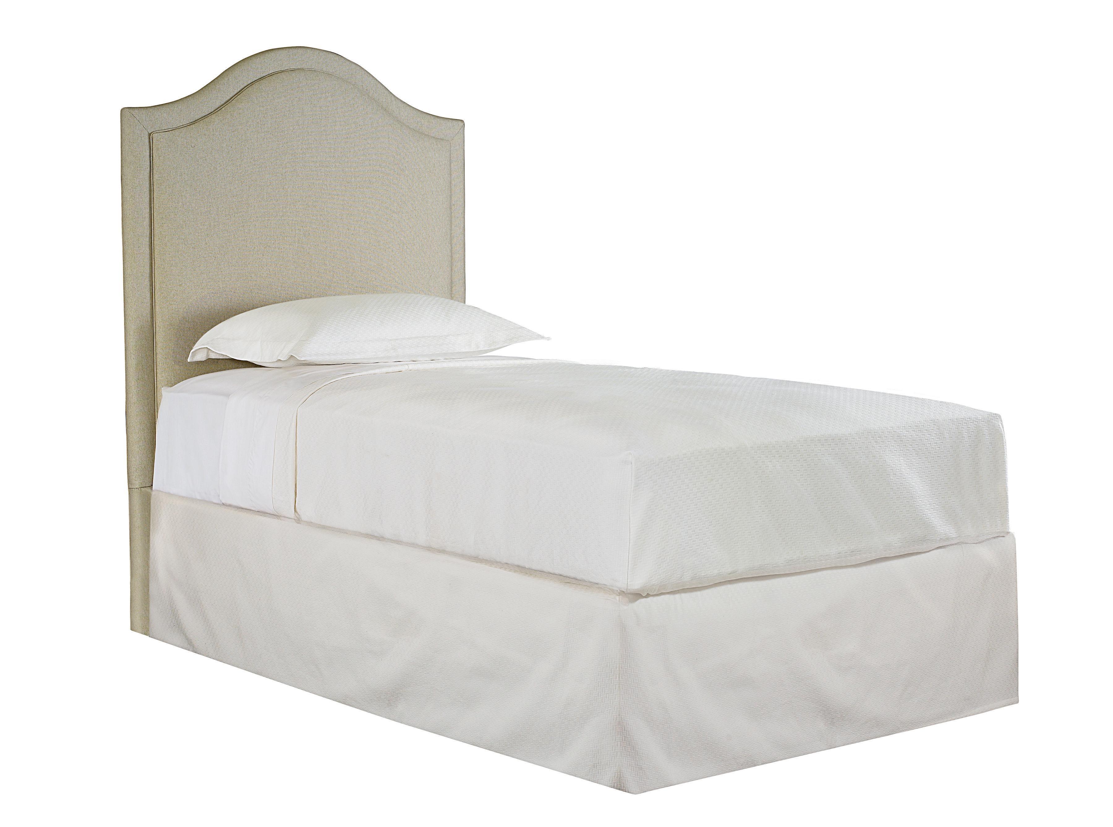 Bassett Custom Upholstered Beds 1993 H39f Twin Vienna
