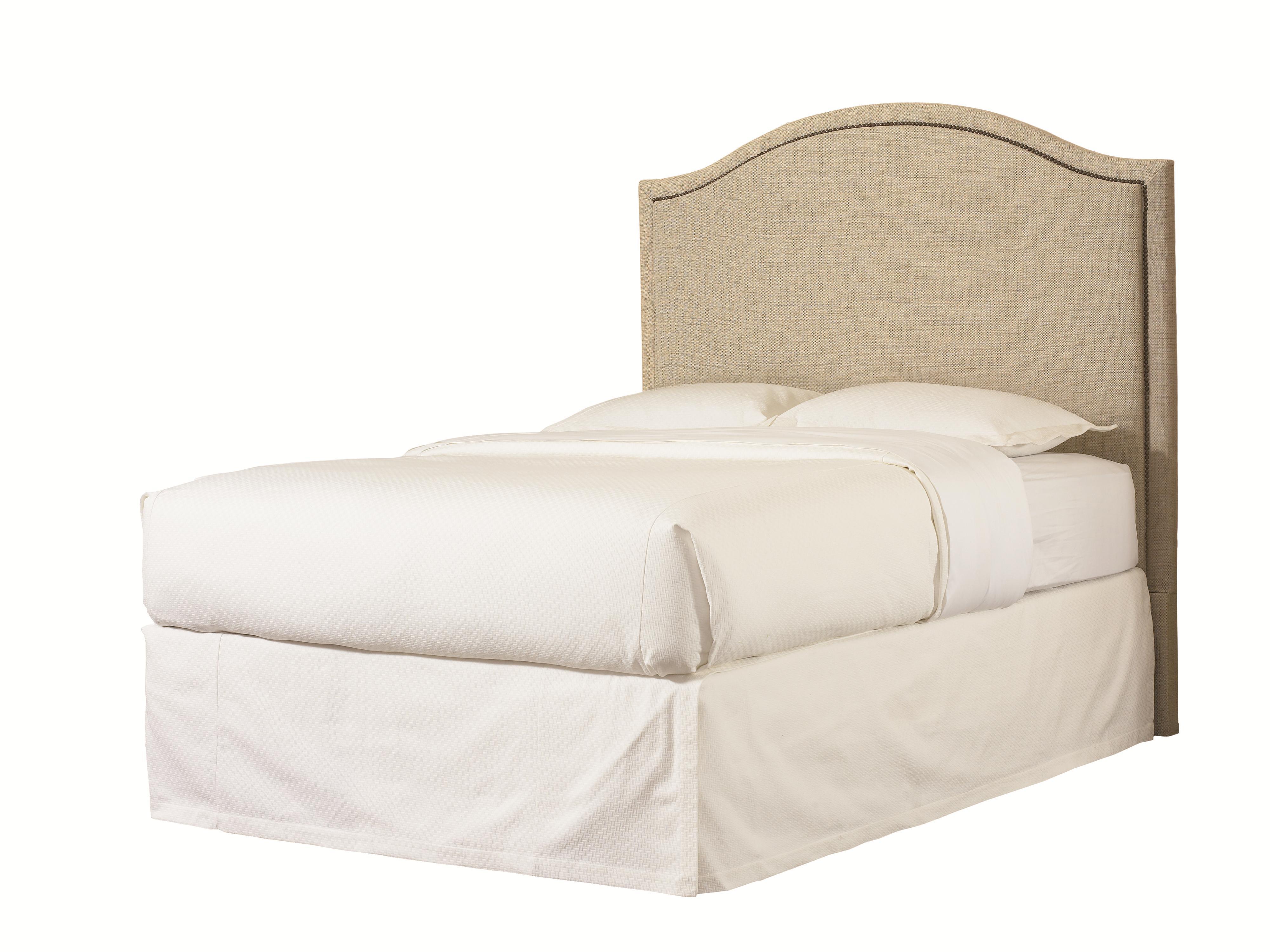 Bassett Custom Upholstered Beds 1993 H59f Queen Vienna