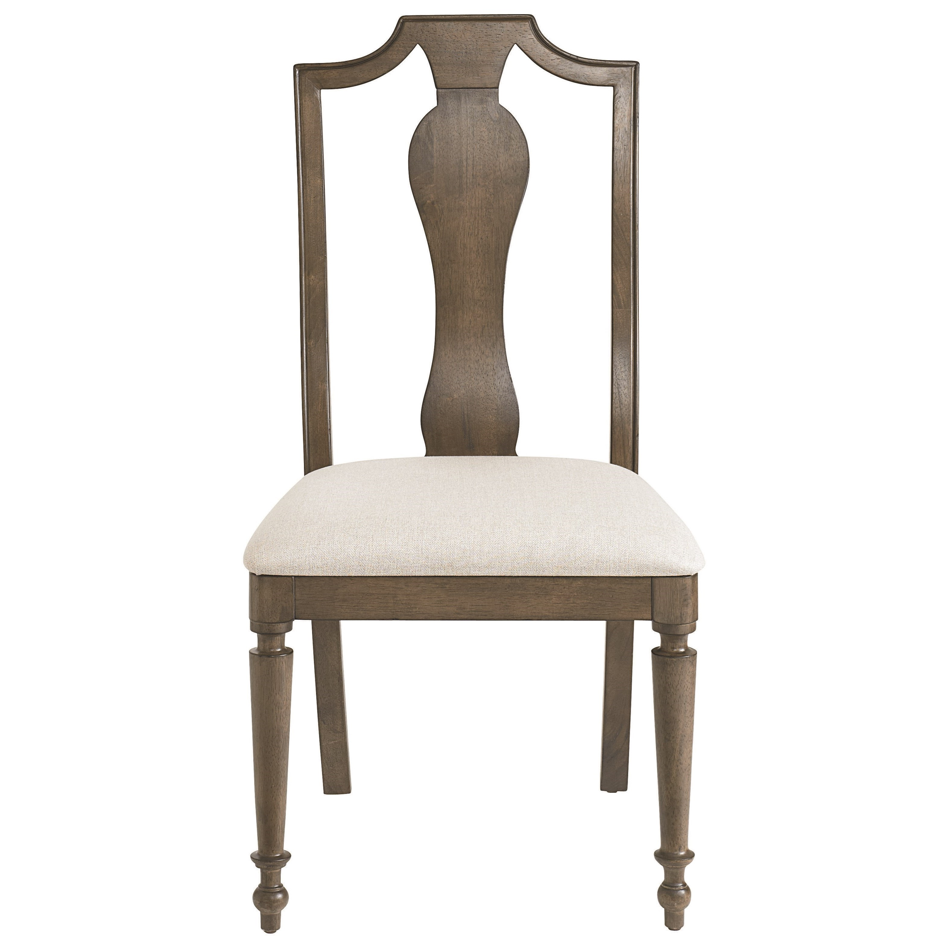 Bassett Provence Side Chair Fashion Furniture Dining Side Chairs