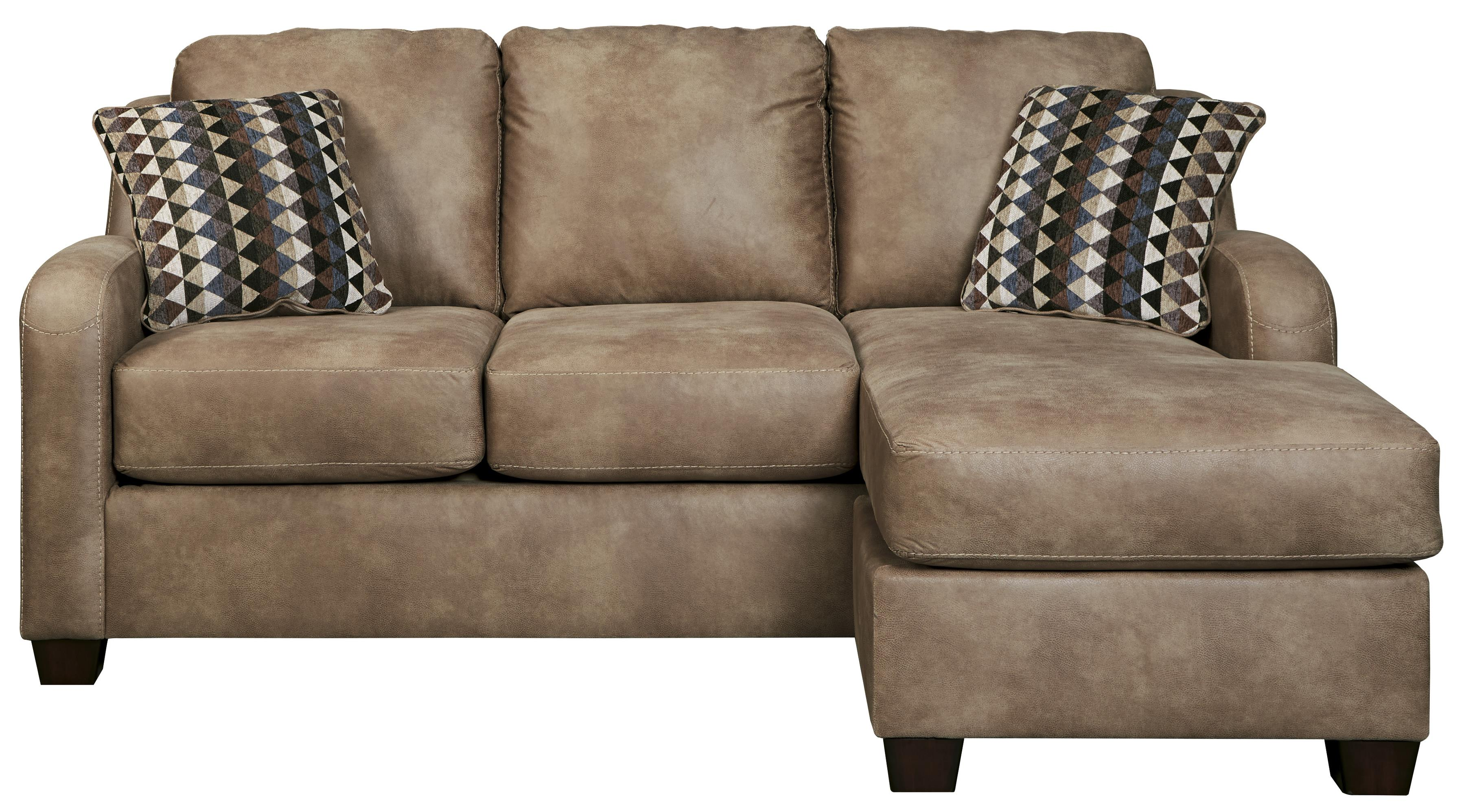 Benchcraft Alturo 6000368 Queen Sofa Chaise Sleeper With