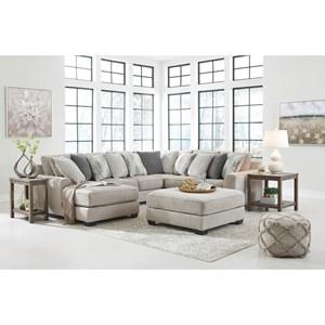 Benchcraft Ardsley Stationary Living Room Group Zak S