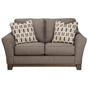 Benchcraft Janley Stationary Living Room Group Del Sol