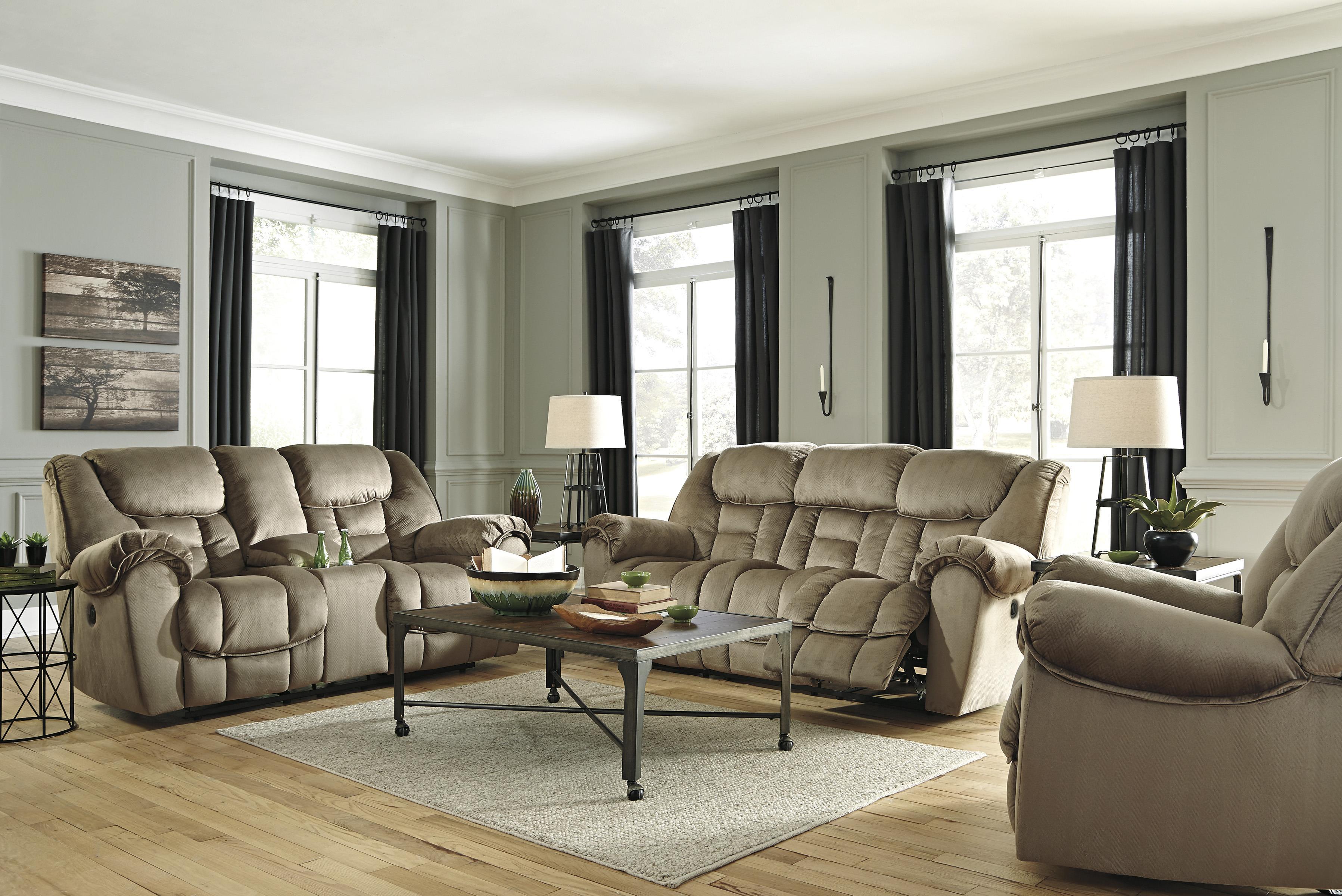 Benchcraft Jodoca Reclining Living Room Group Marlo