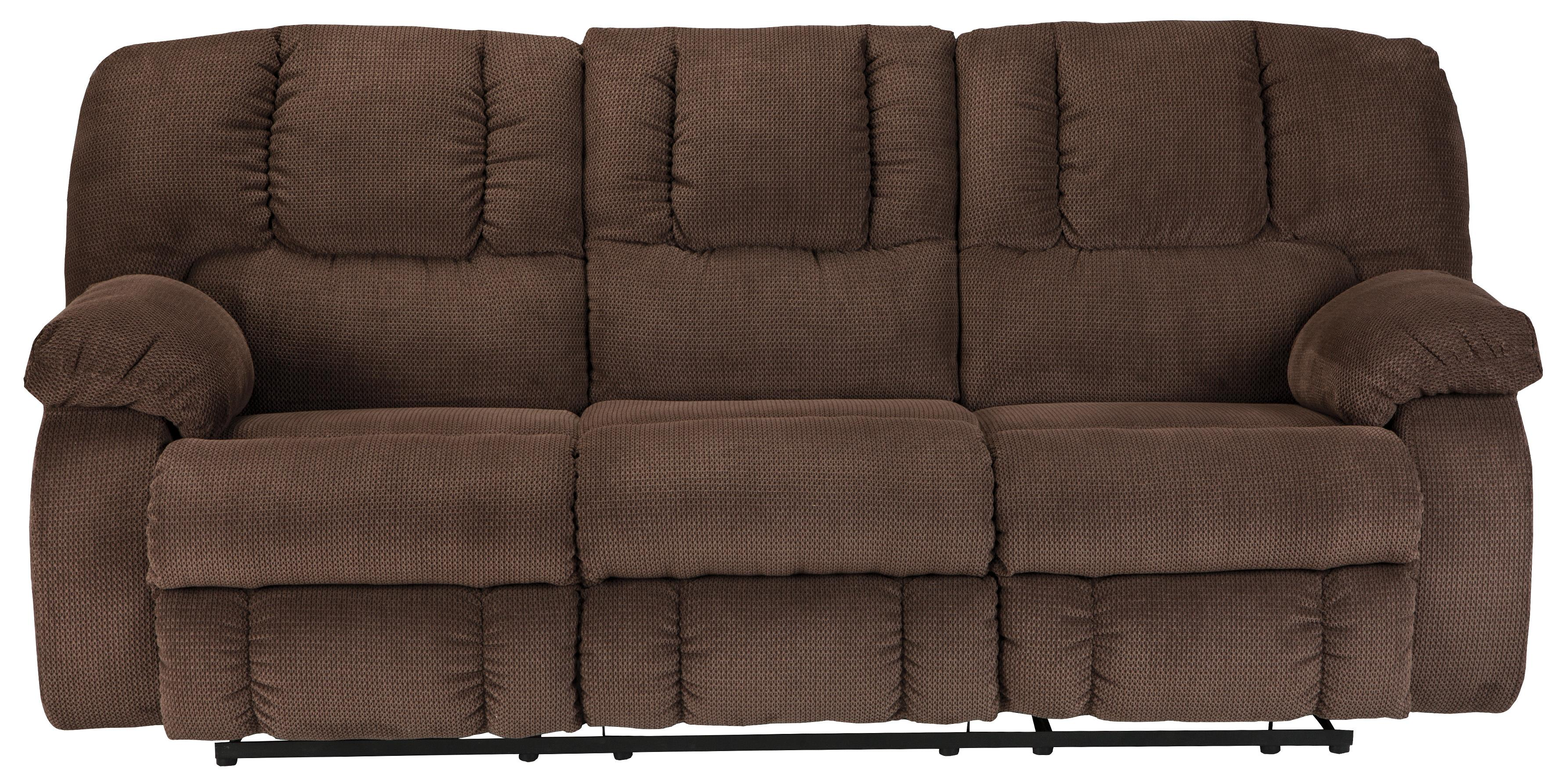 Benchcraft Roan Contemporary Reclining Sofa Dream Home Furniture Reclining Sofa Roswell
