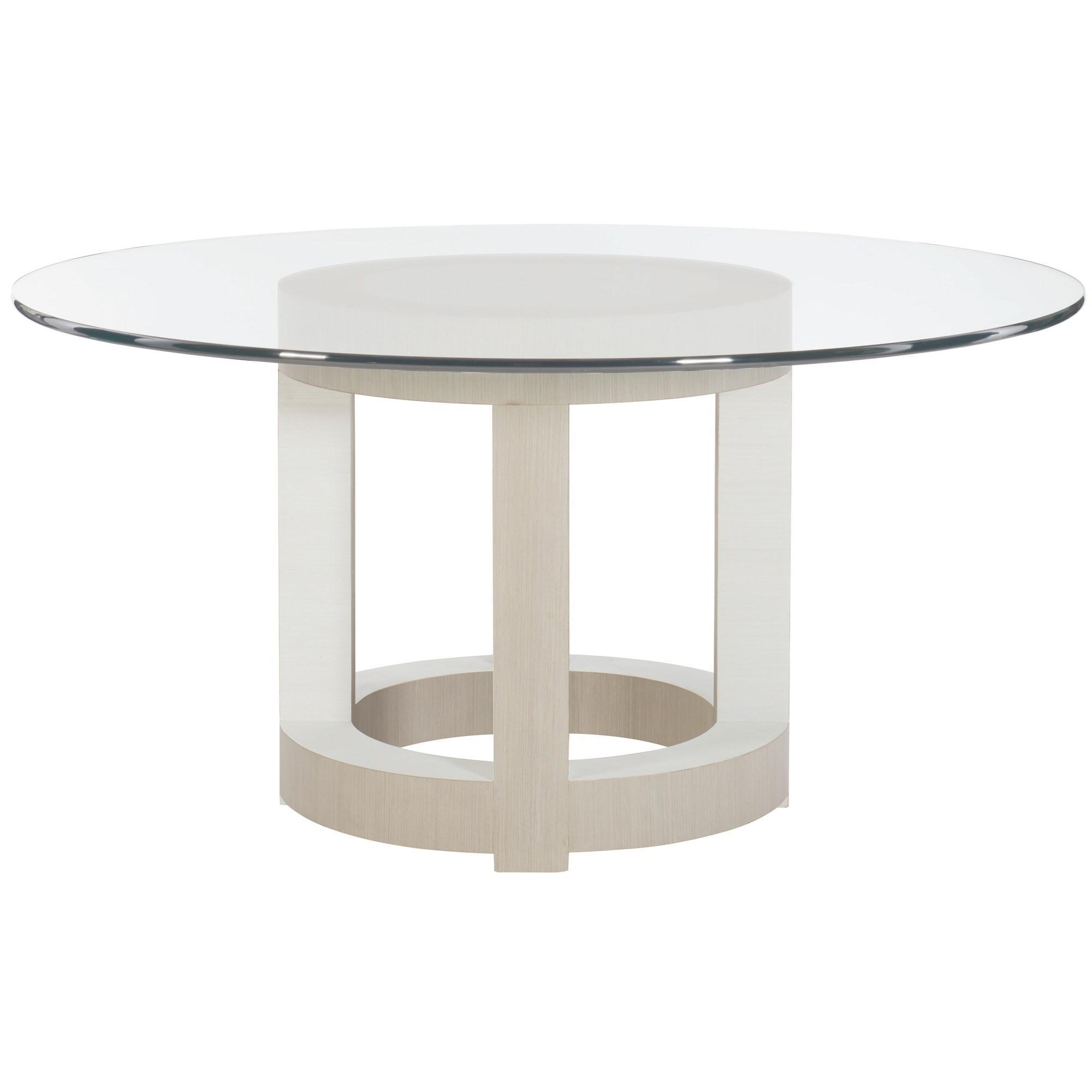 Axiom Round Dining Table at Williams & Kay