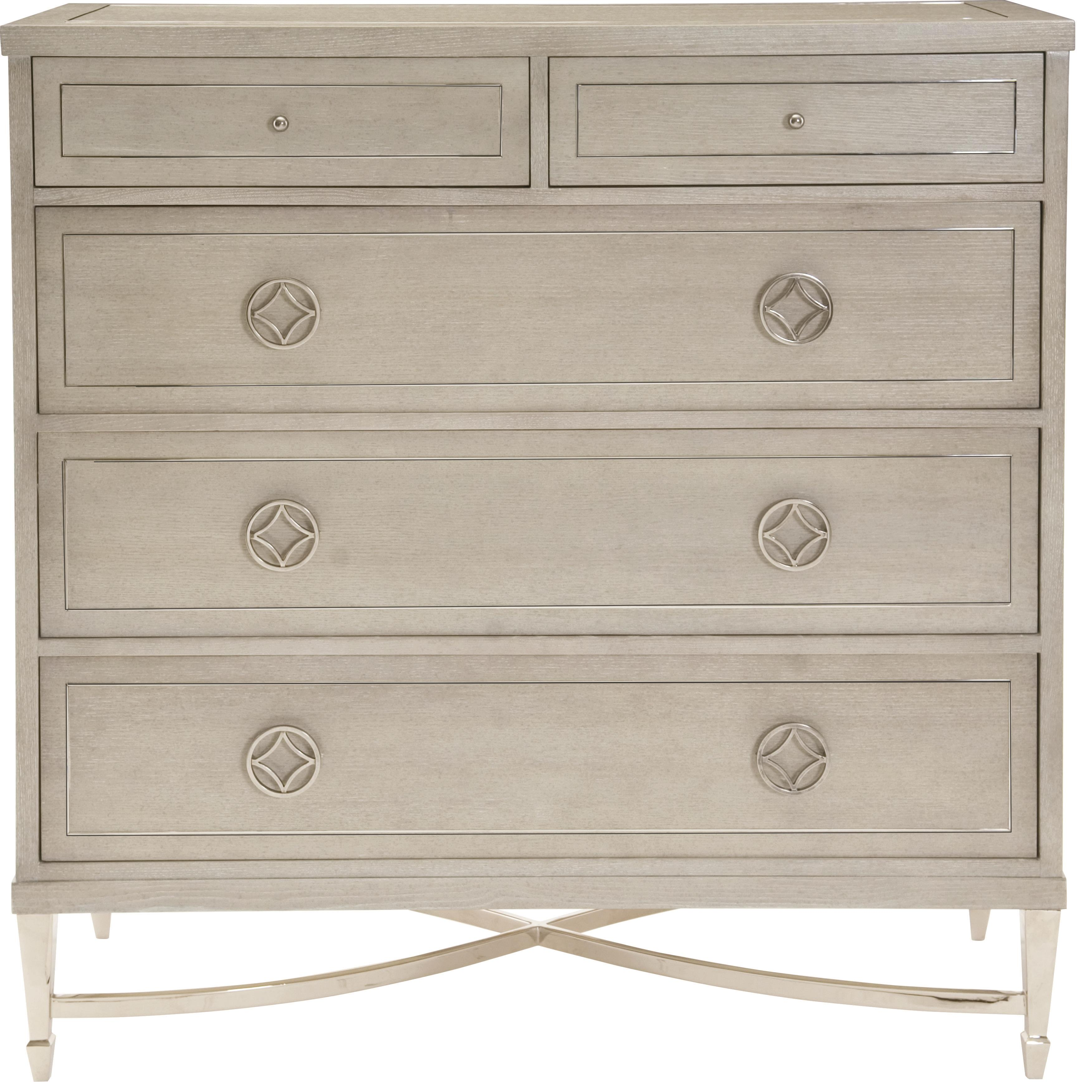 Bernhardt Criteria 363 118g Drawer Chest With 2 Drop Front Drawers Baer 39 S Furniture Drawer
