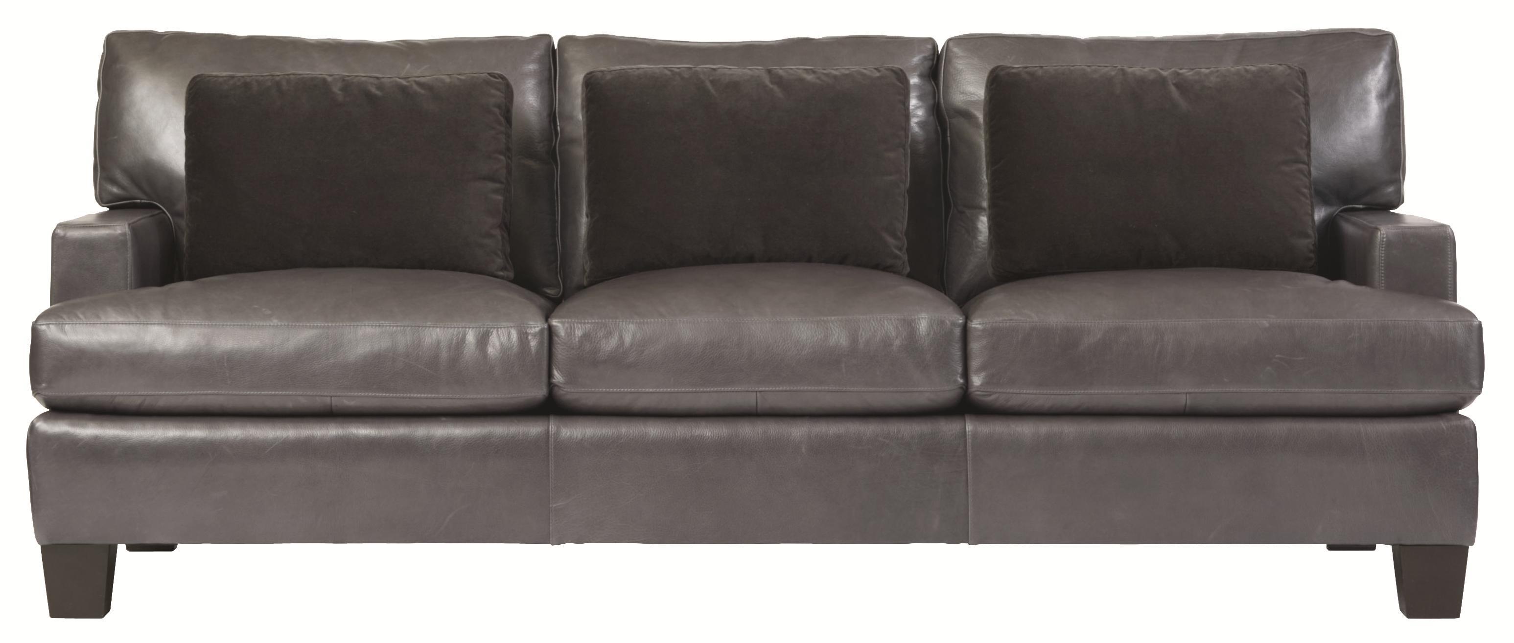Bernhardt Interiors Denton Contemporary Sofa Sleeper