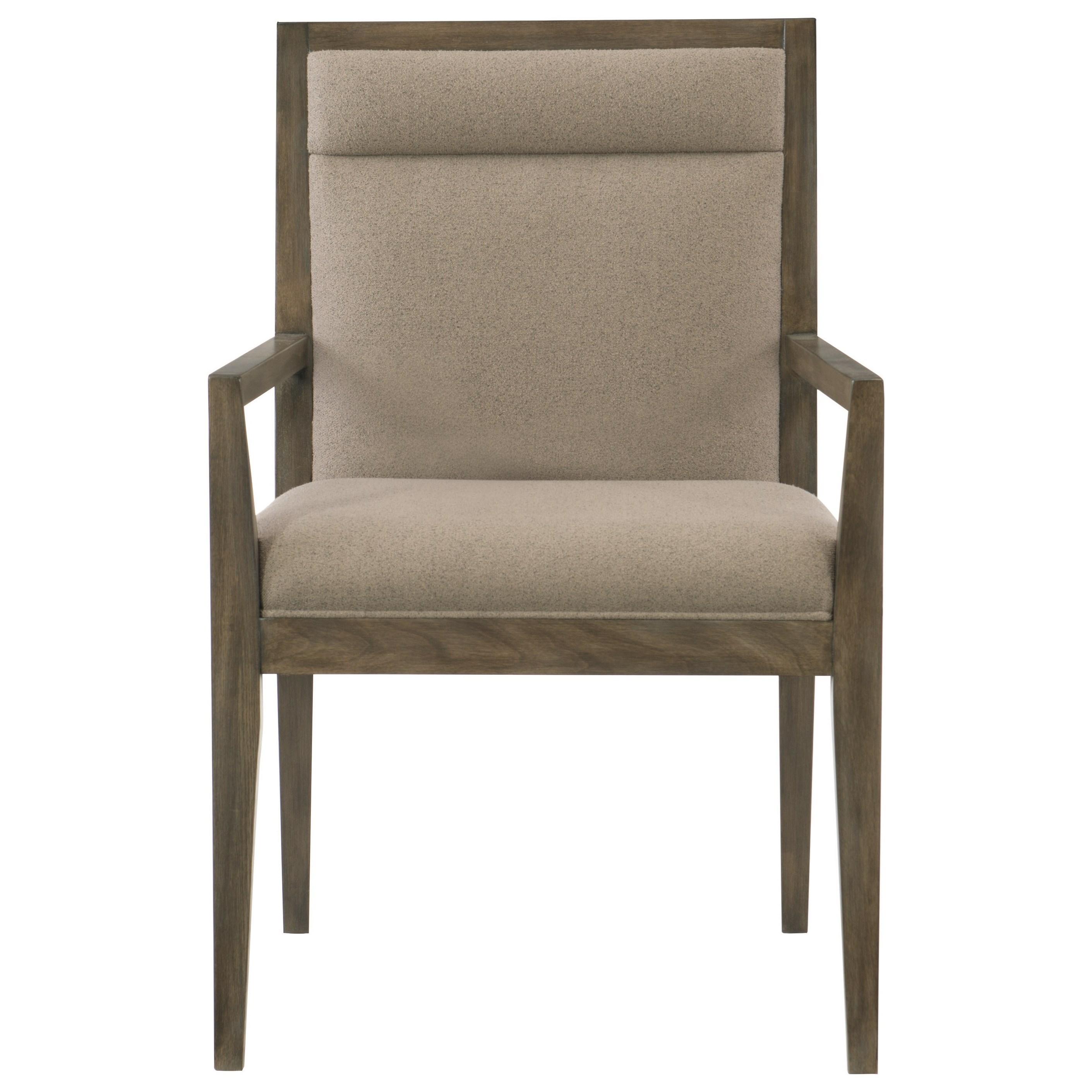 Bernhardt Profile 378 566 Arm Chair Baer S Furniture