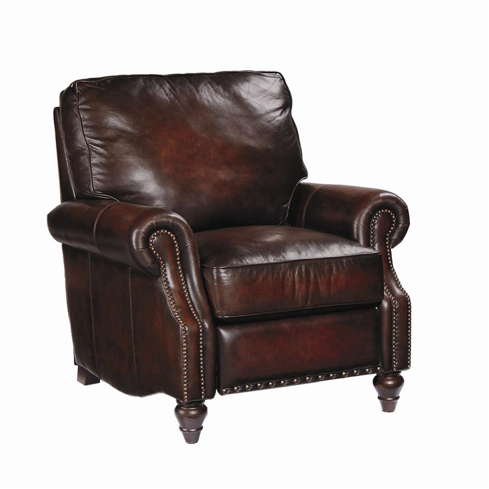 Bernhardt upholstered accents leather murphy reclining for Bernhardt furniture for sale