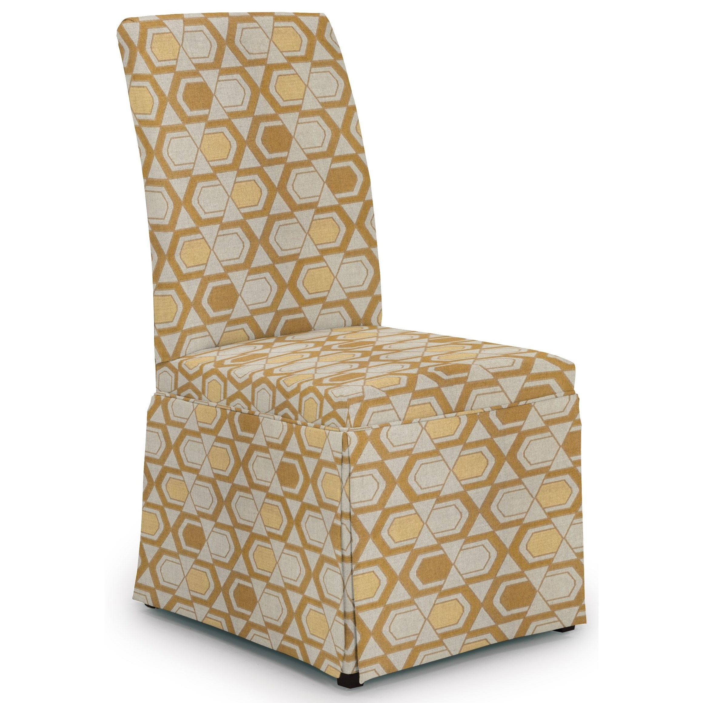 Chairs - Dining Hazel Dining Chair by Best Home Furnishings at Furniture Barn