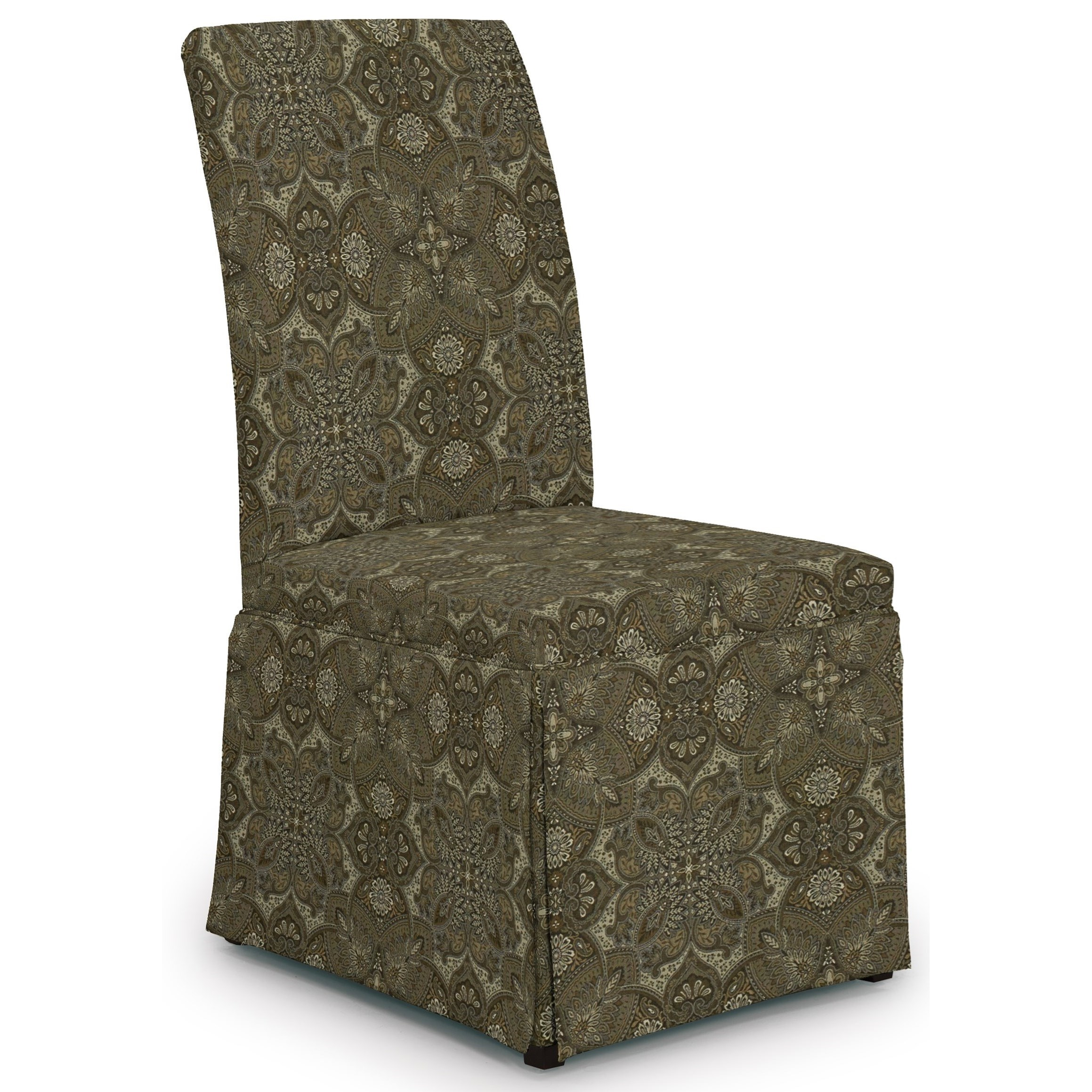 Chairs - Dining Hazel Dining Chair by Best Home Furnishings at Van Hill Furniture