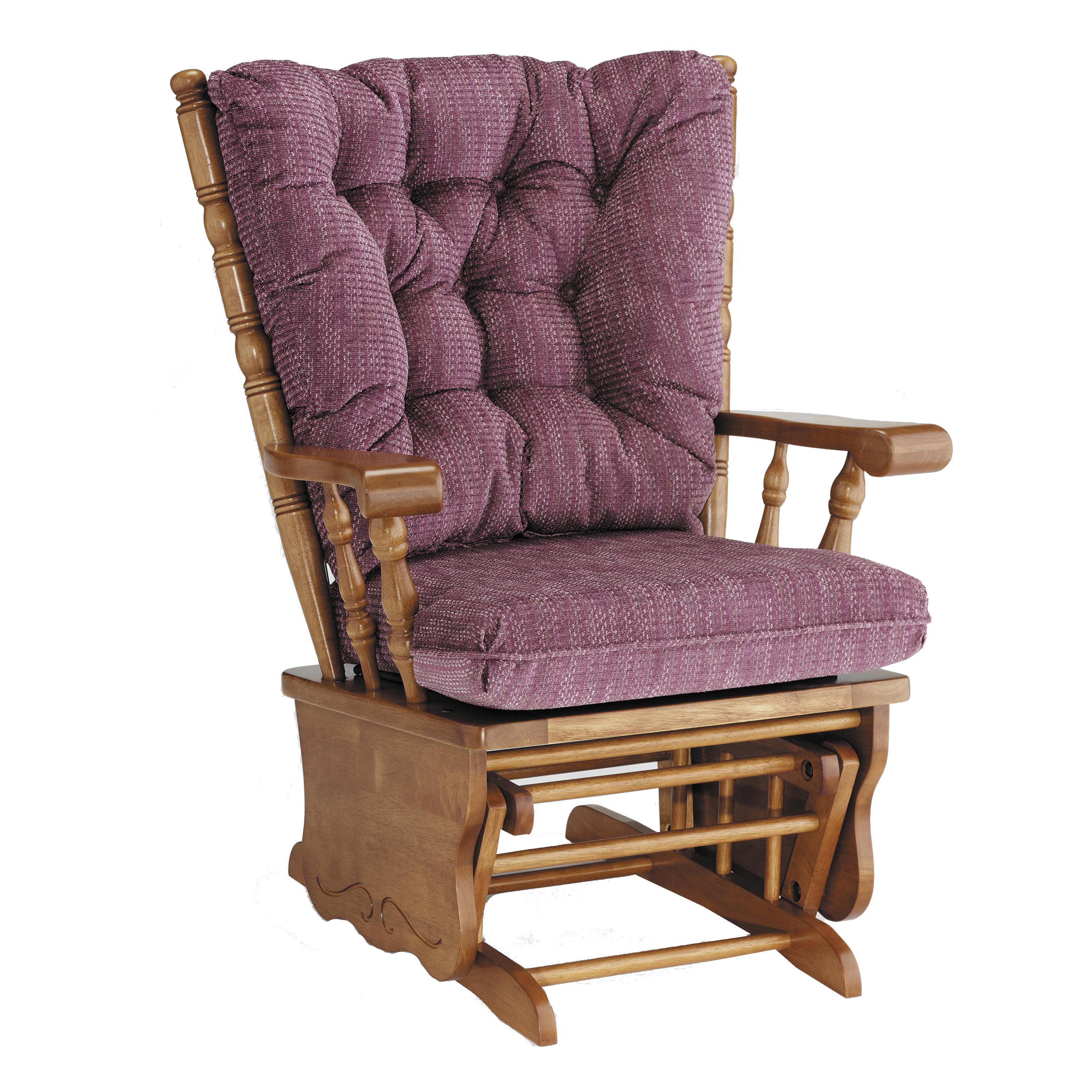 Best home furnishings glider rockers jive glider rocker for Home decor furnishing