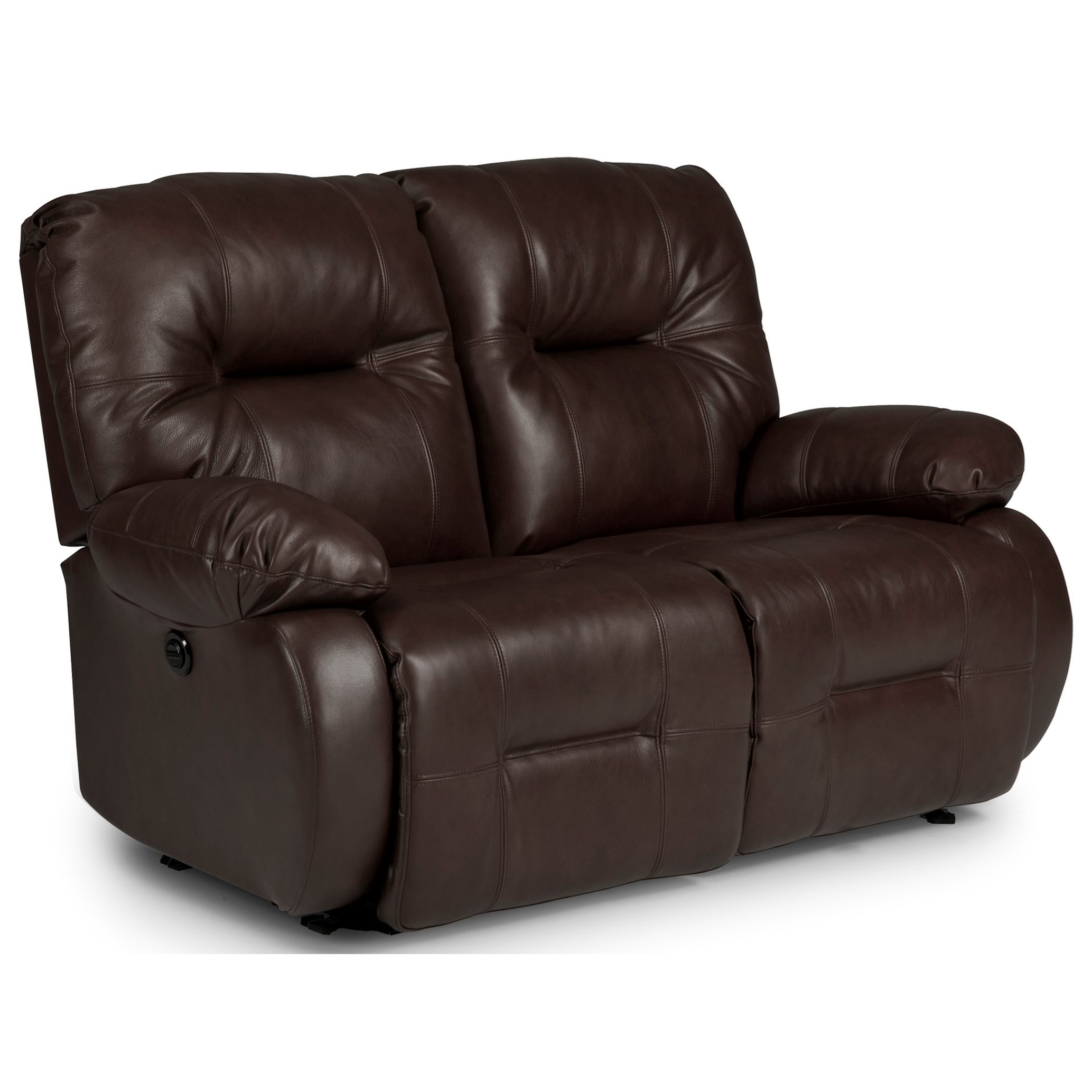 Best home furnishings brinley 2 l700cp4 brinley space for Hudsons furniture