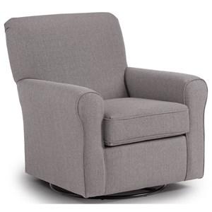 Marla Swivel Rocker Chair Swivel Glide Chairs By Best